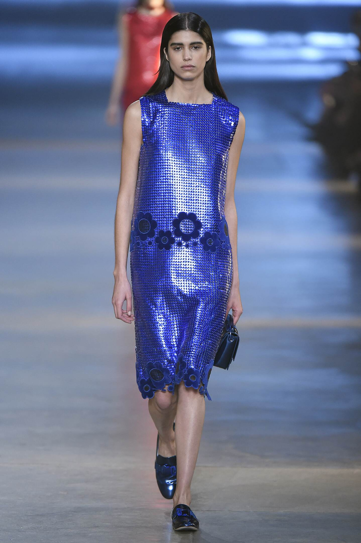 Fall Christopher Kane Collection Fashion Women Model