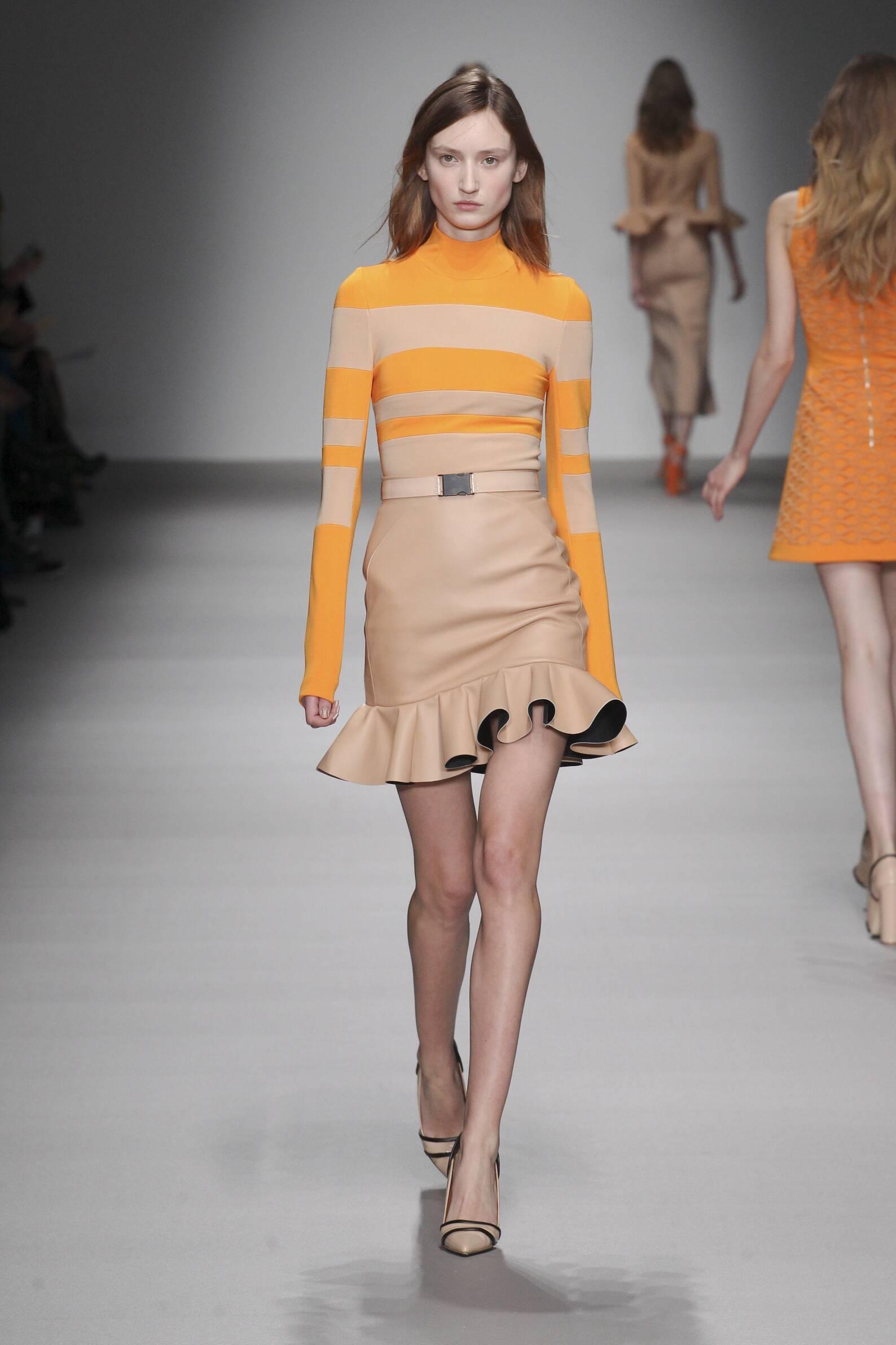 Fall Fashion 2015 2016 David Koma Collection