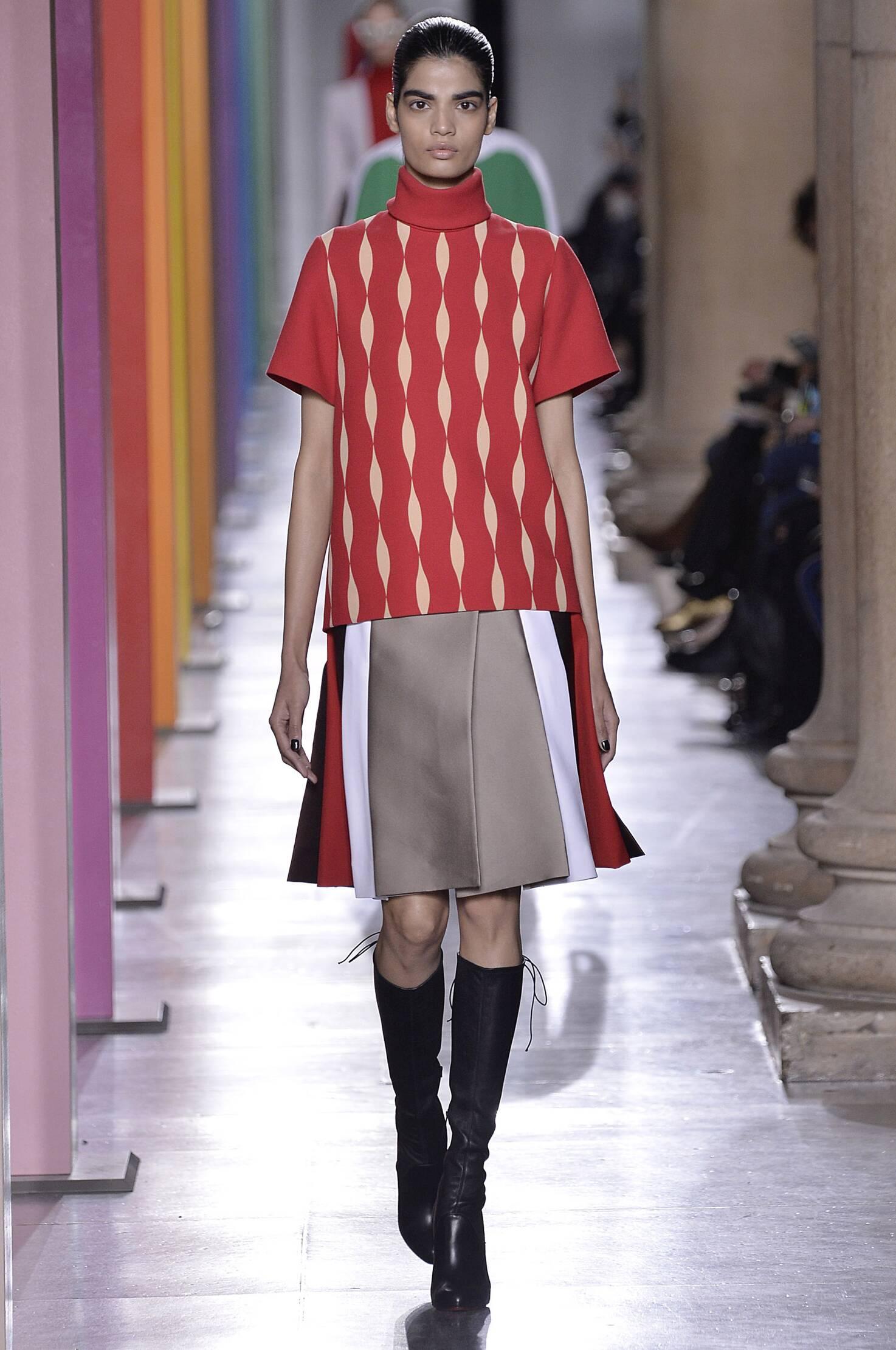 Fall Fashion 2015 2016 Jonathan Saunders Collection
