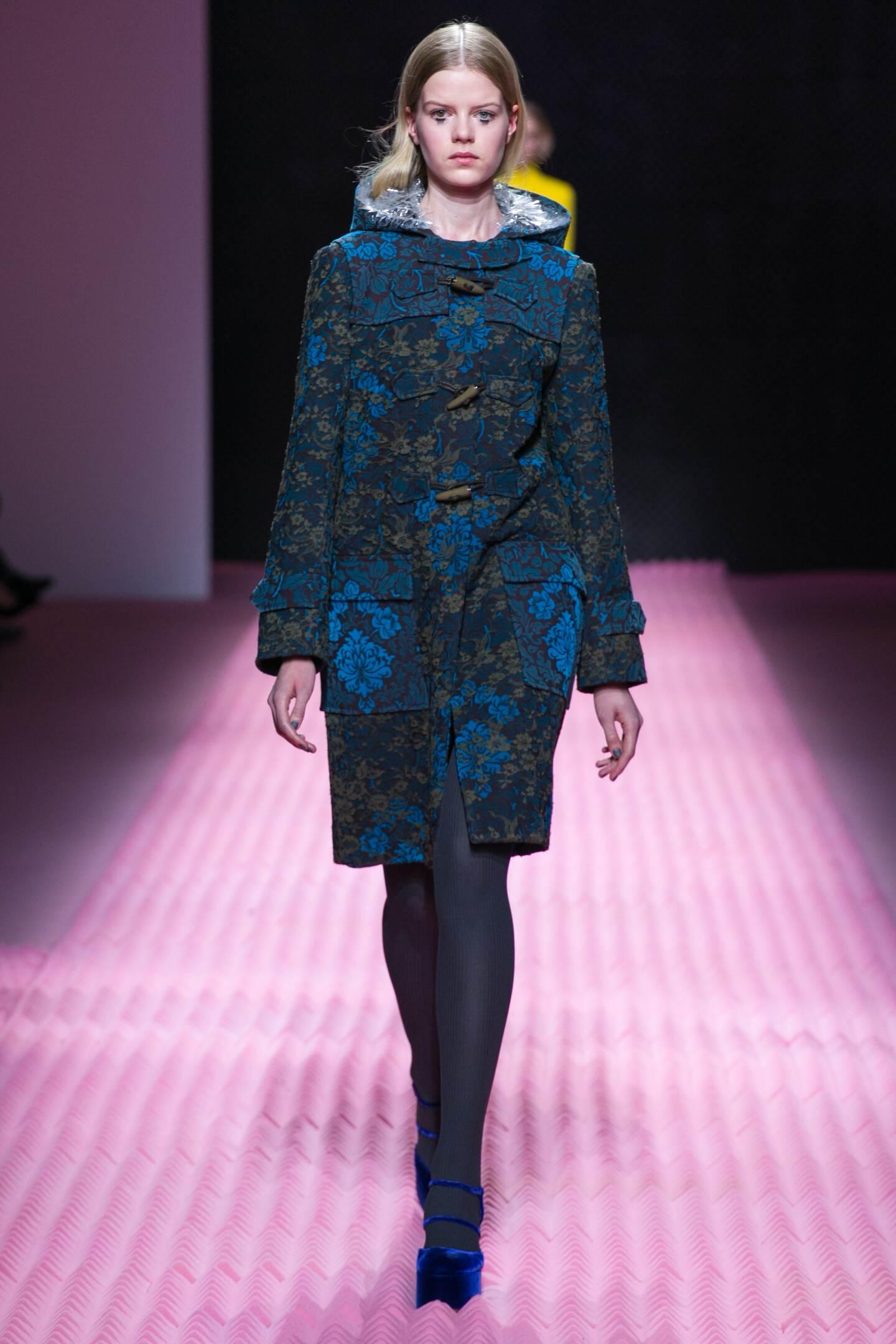 Fall Fashion 2015 2016 Mary Katrantzou Collection