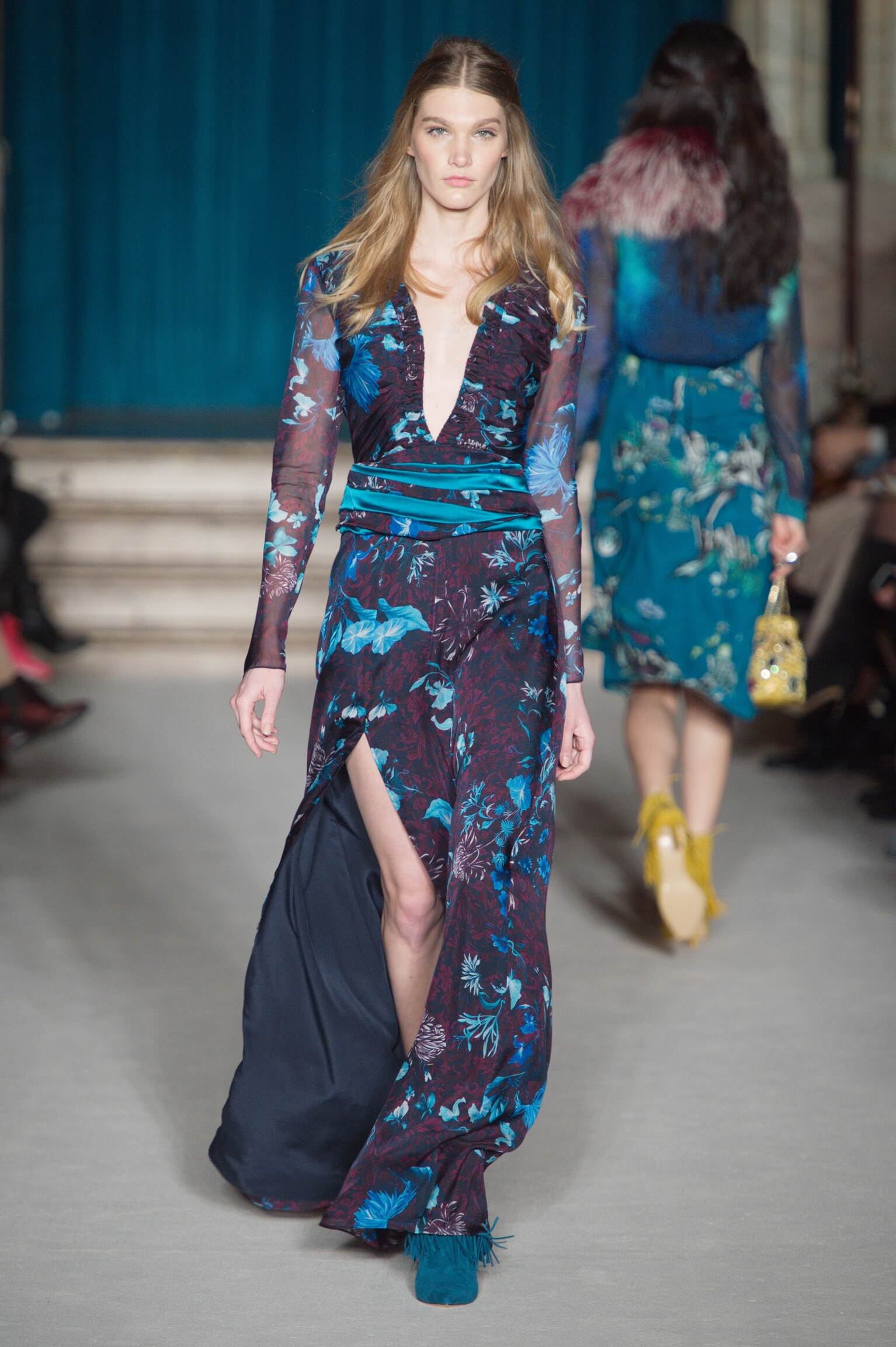 Fall Fashion 2015 2016 Matthew Williamson Collection
