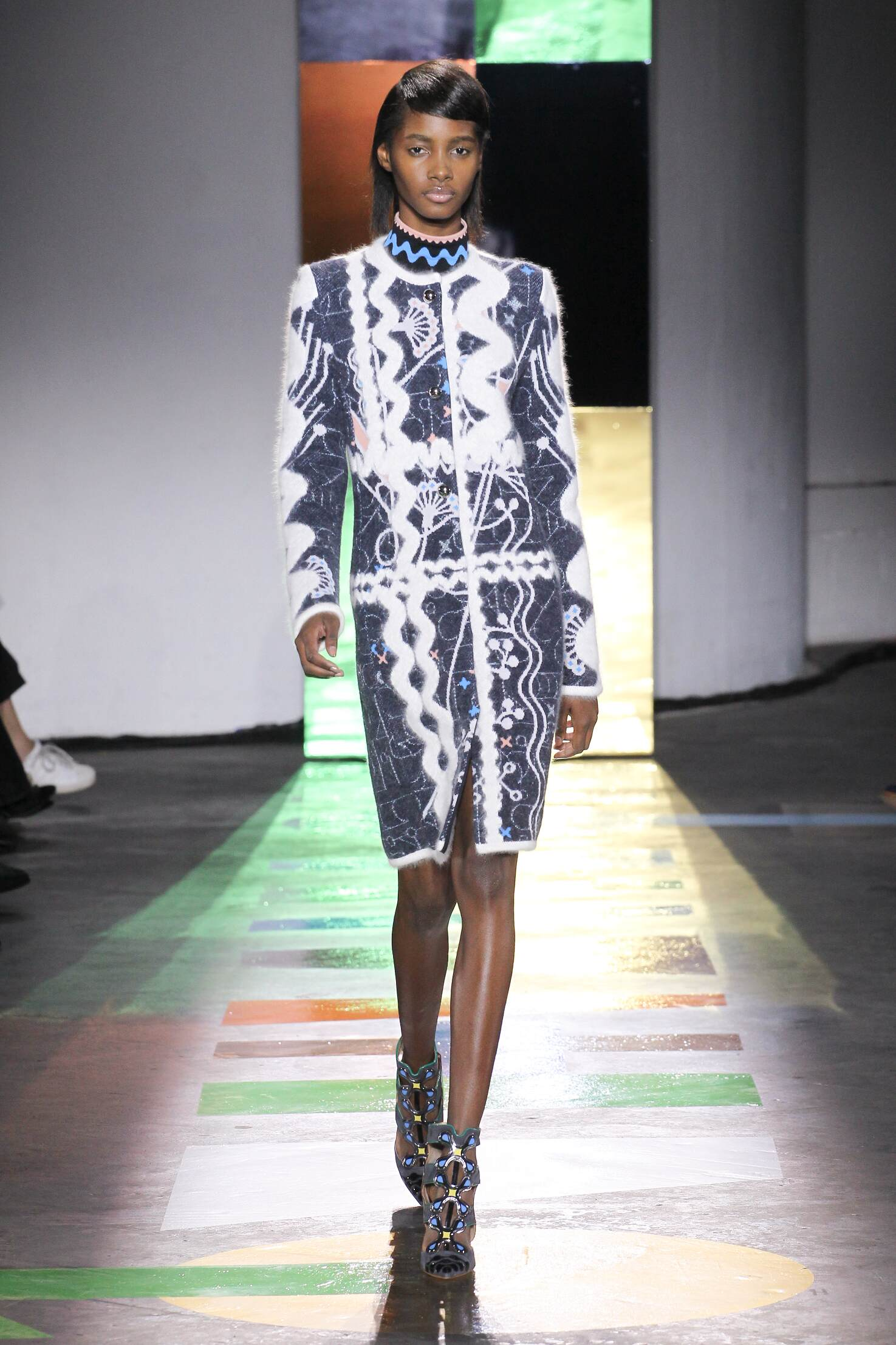 Fall Fashion 2015 2016 Peter Pilotto Collection