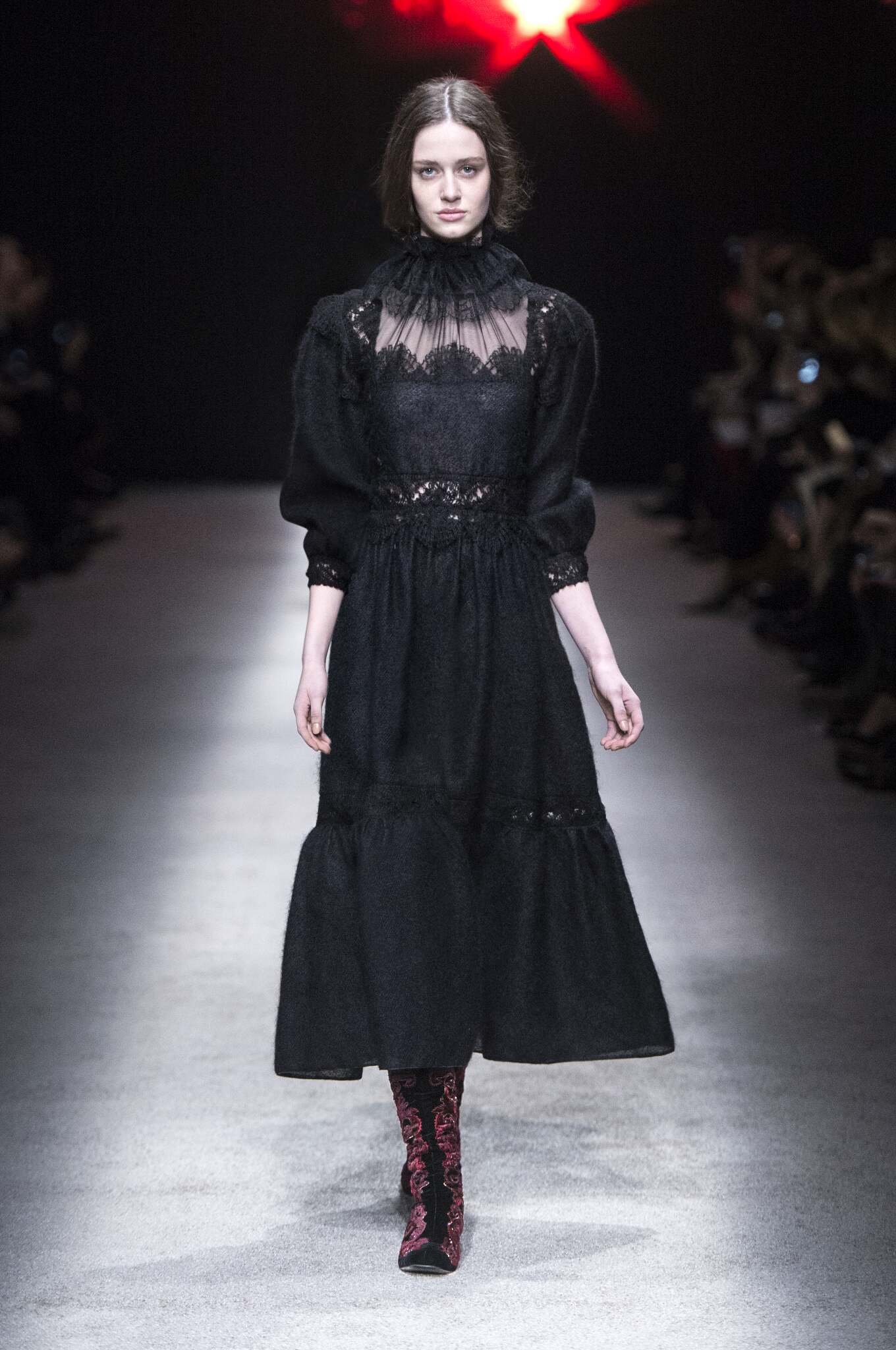 Fall Fashion Woman Alberta Ferretti Collection