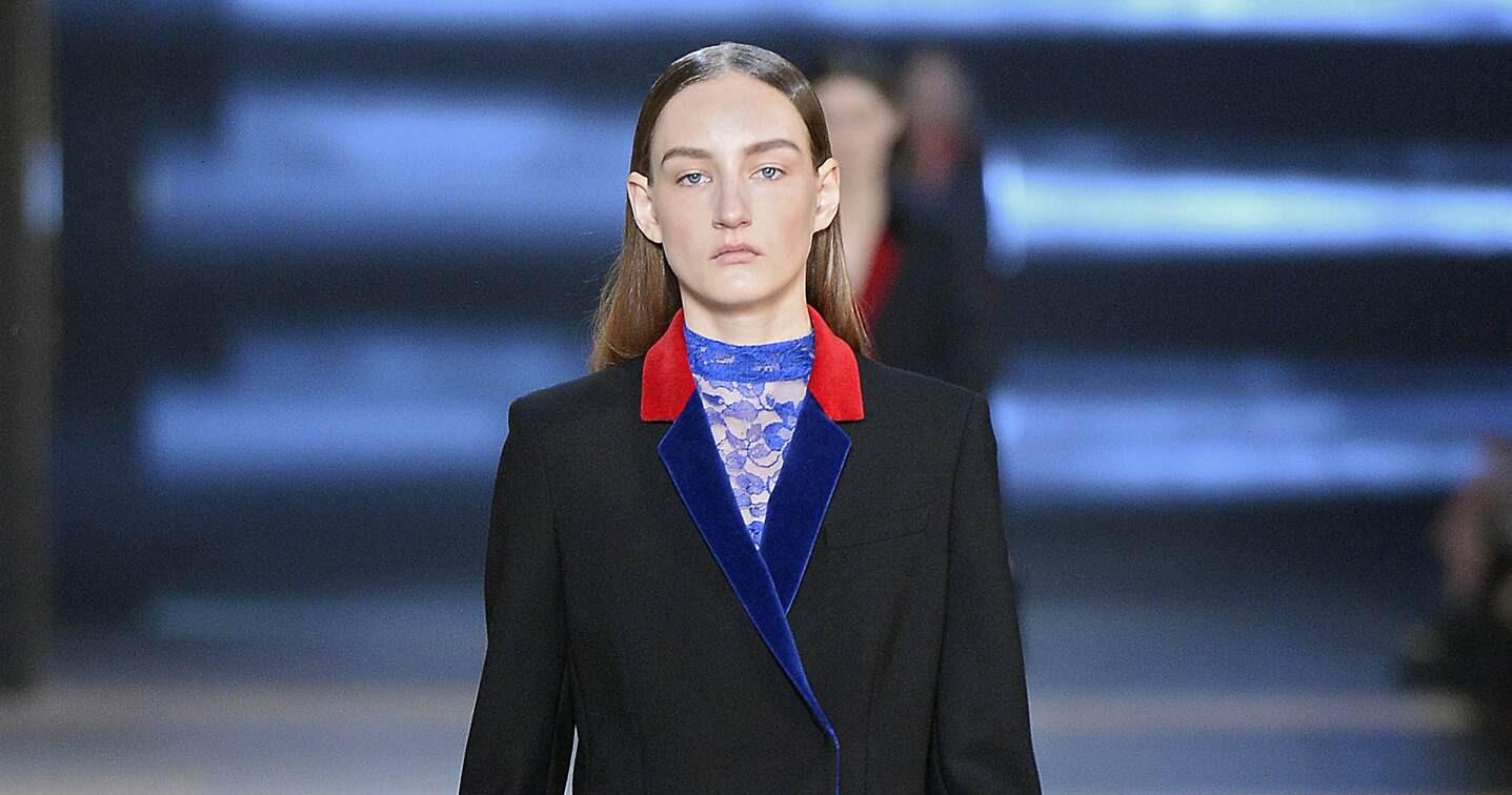 Fall Fashion Woman Christopher Kane Collection 2015