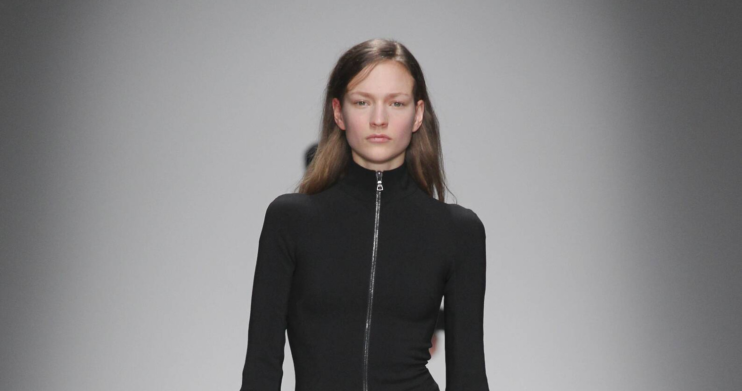 Fall Fashion Woman David Koma Collection 2015