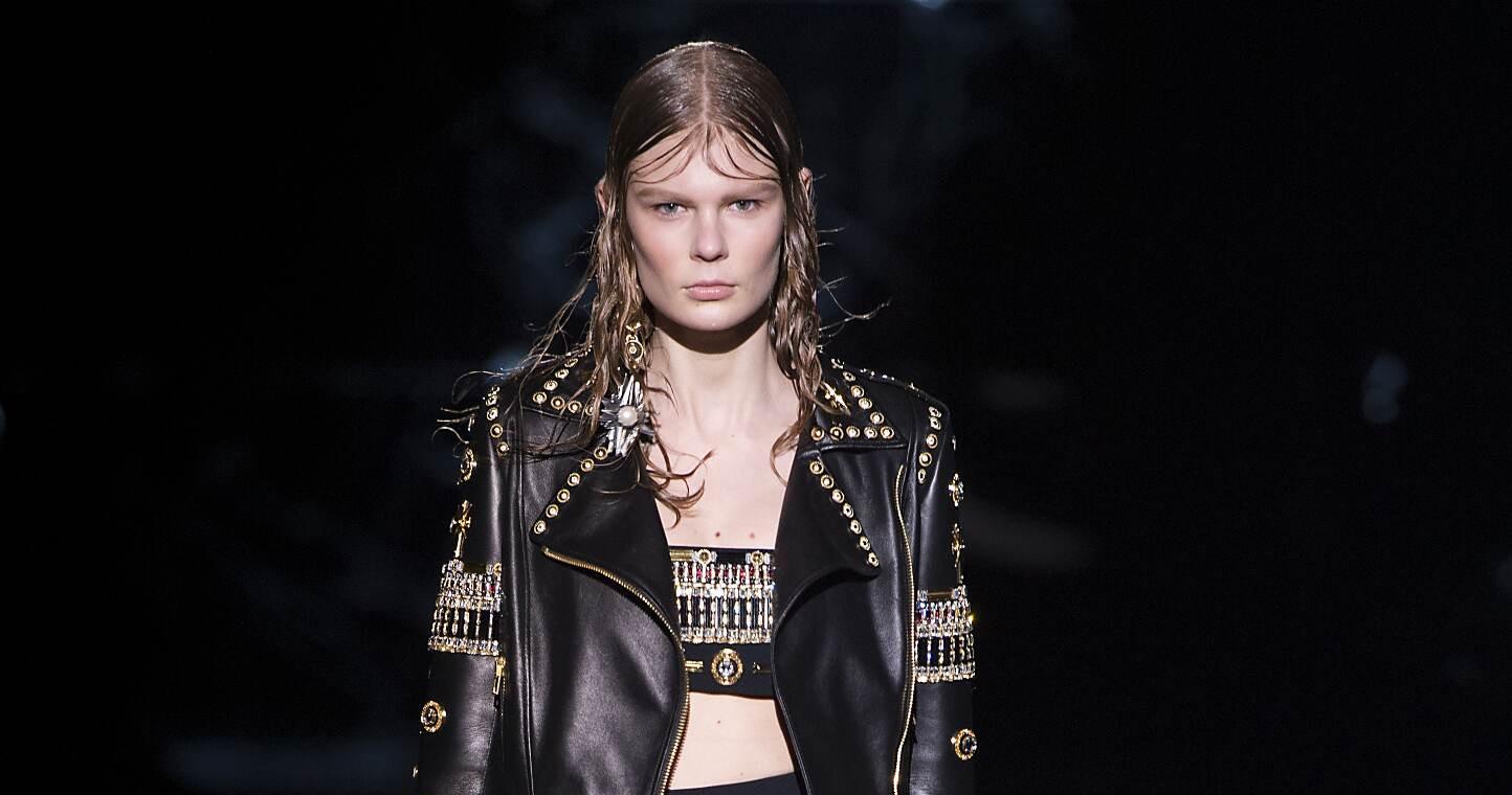 Fall Fashion Woman Fausto Puglisi Collection 2015