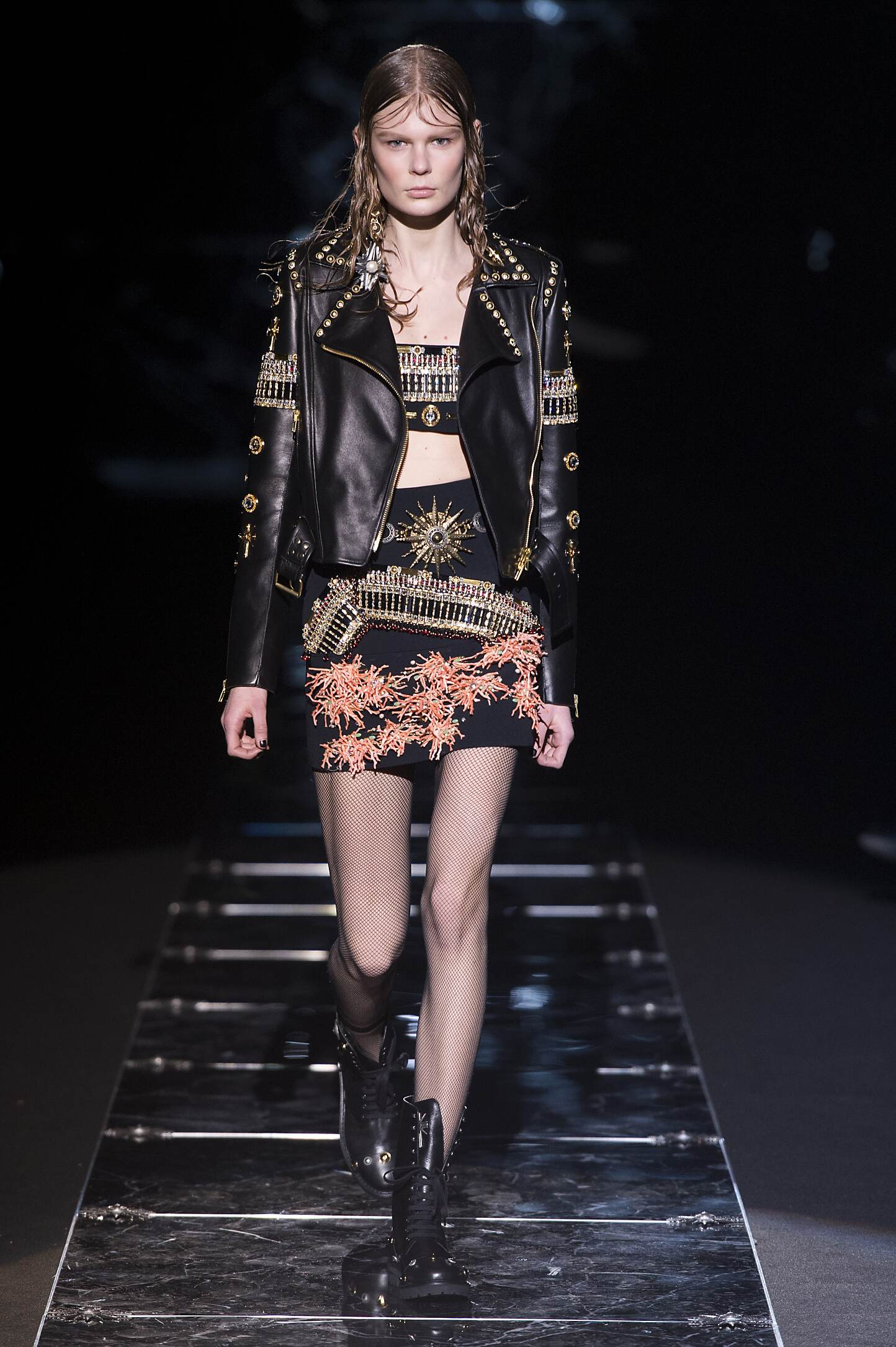 Fall Fashion Woman Fausto Puglisi Collection