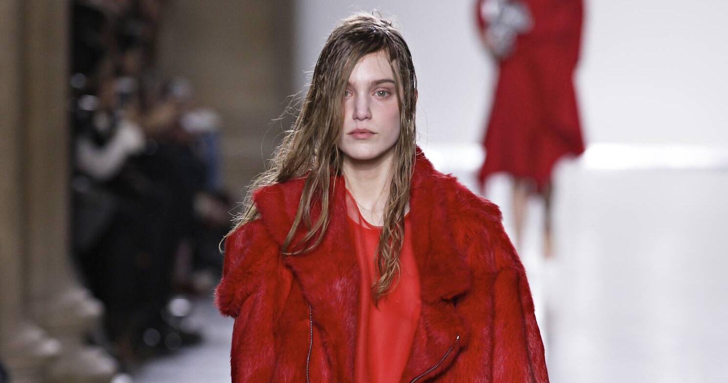 Fall Fashion Woman Marques Almeida Collection 2015