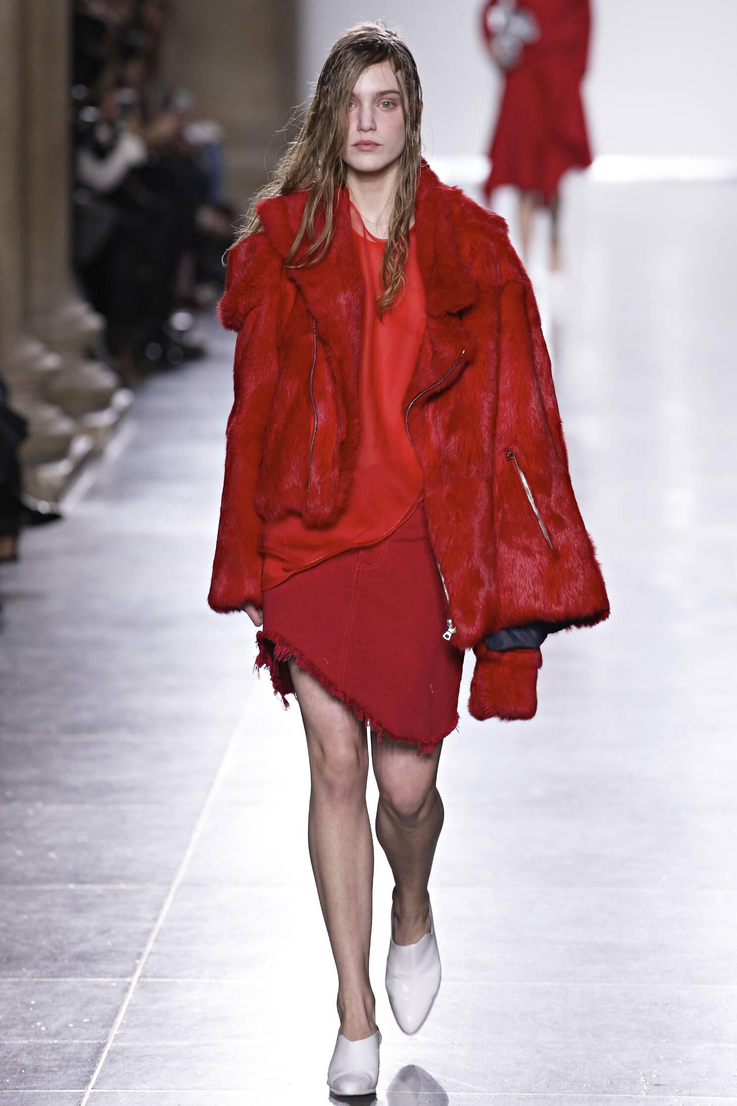 Fall Fashion Woman Marques Almeida Collection