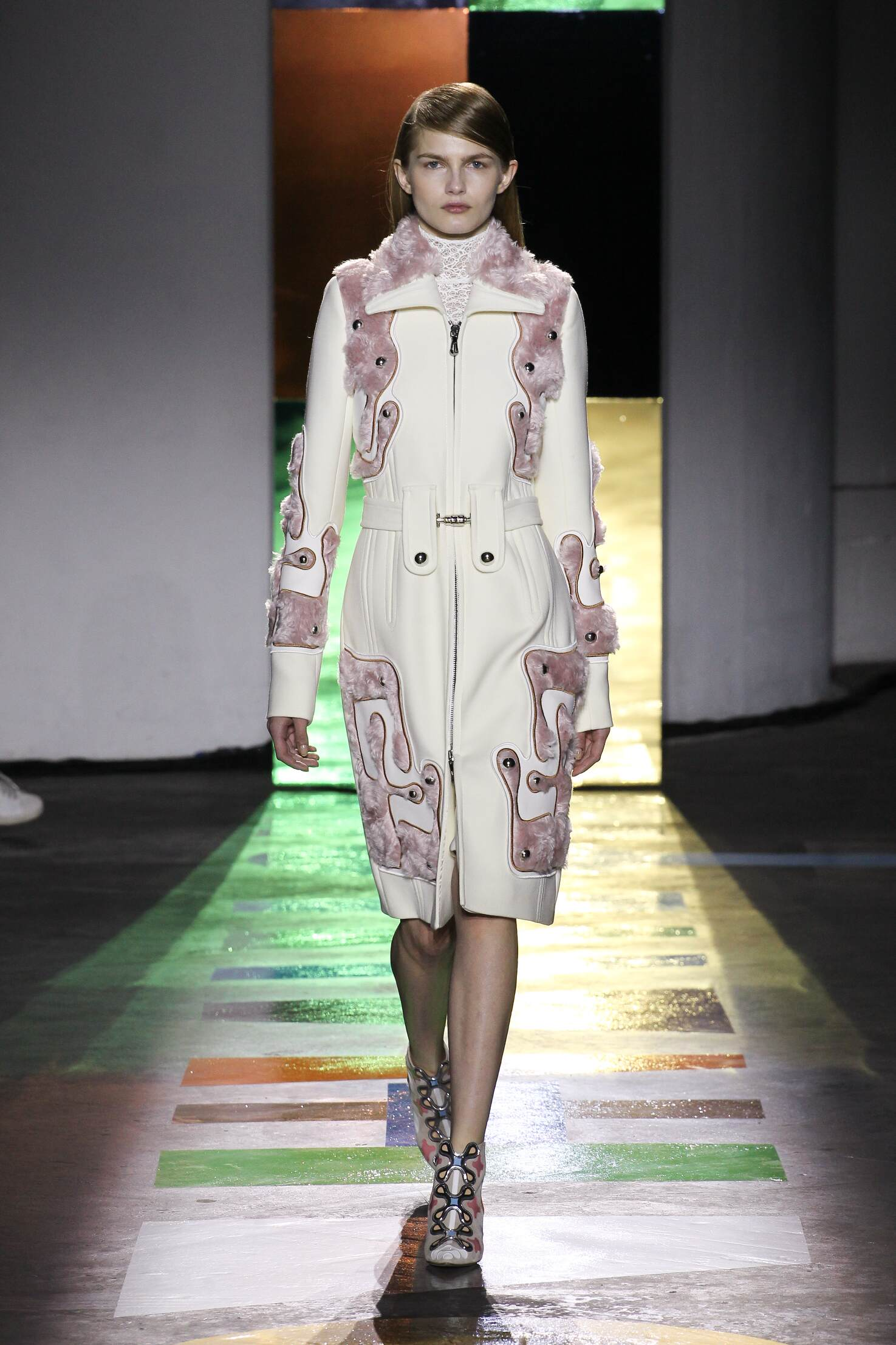 Fall Fashion Woman Peter Pilotto Collection