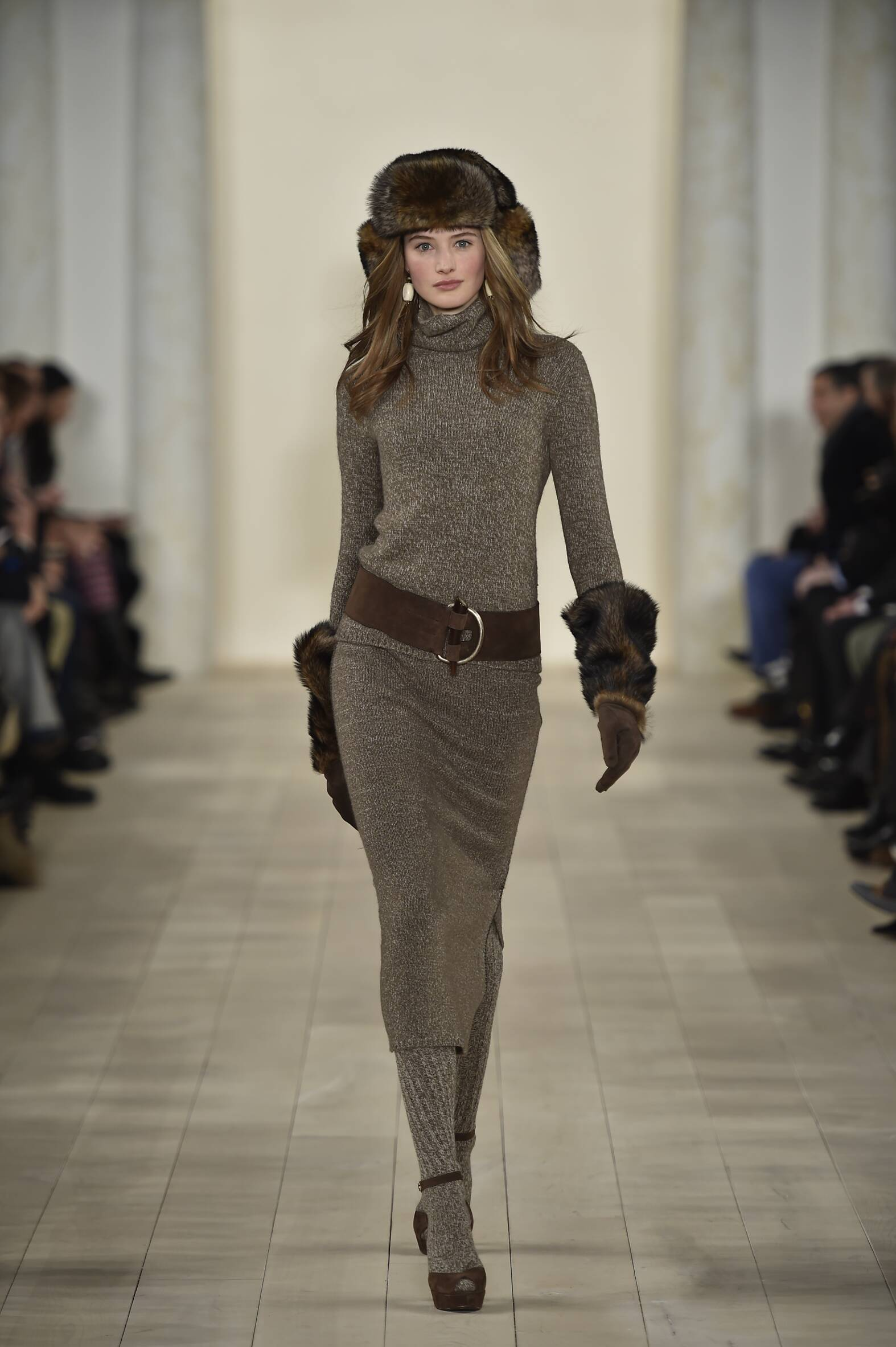 Fall Fashion Woman Ralph Lauren Collection