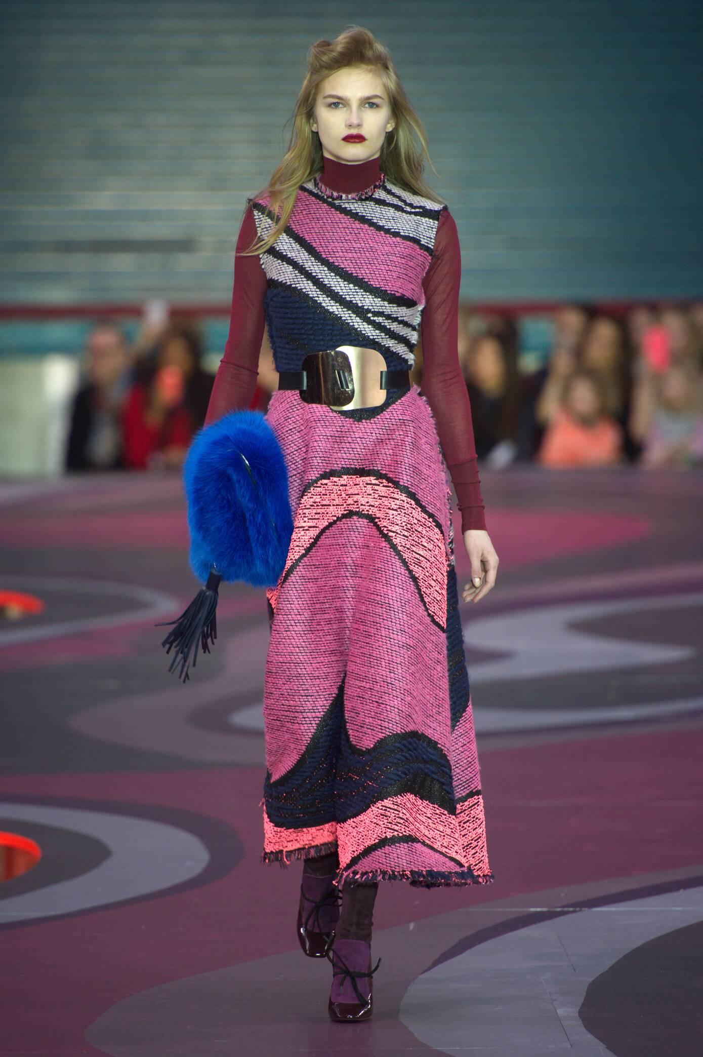 Fall Fashion Woman Roksanda Collection