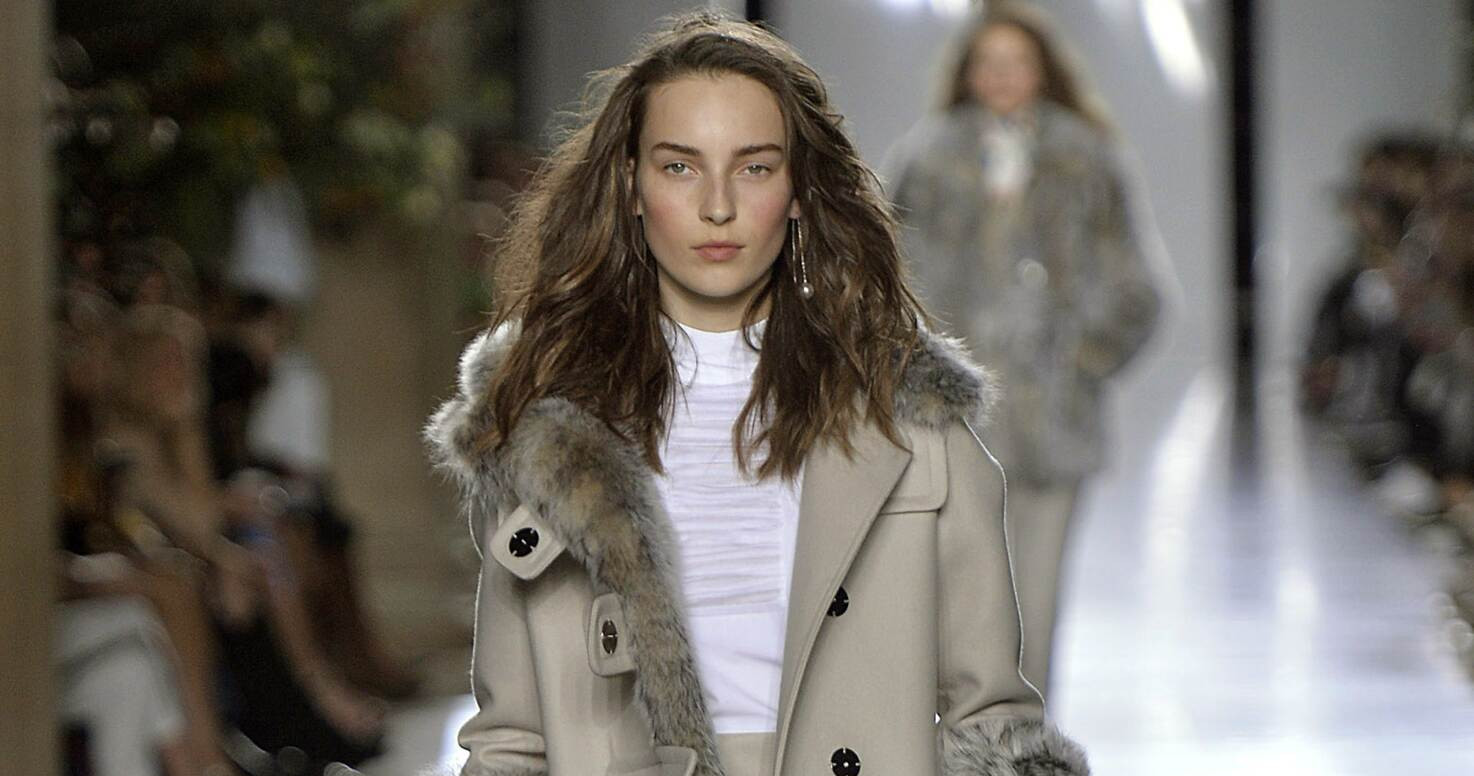 Fall Fashion Woman Topshop Unique Collection 2015