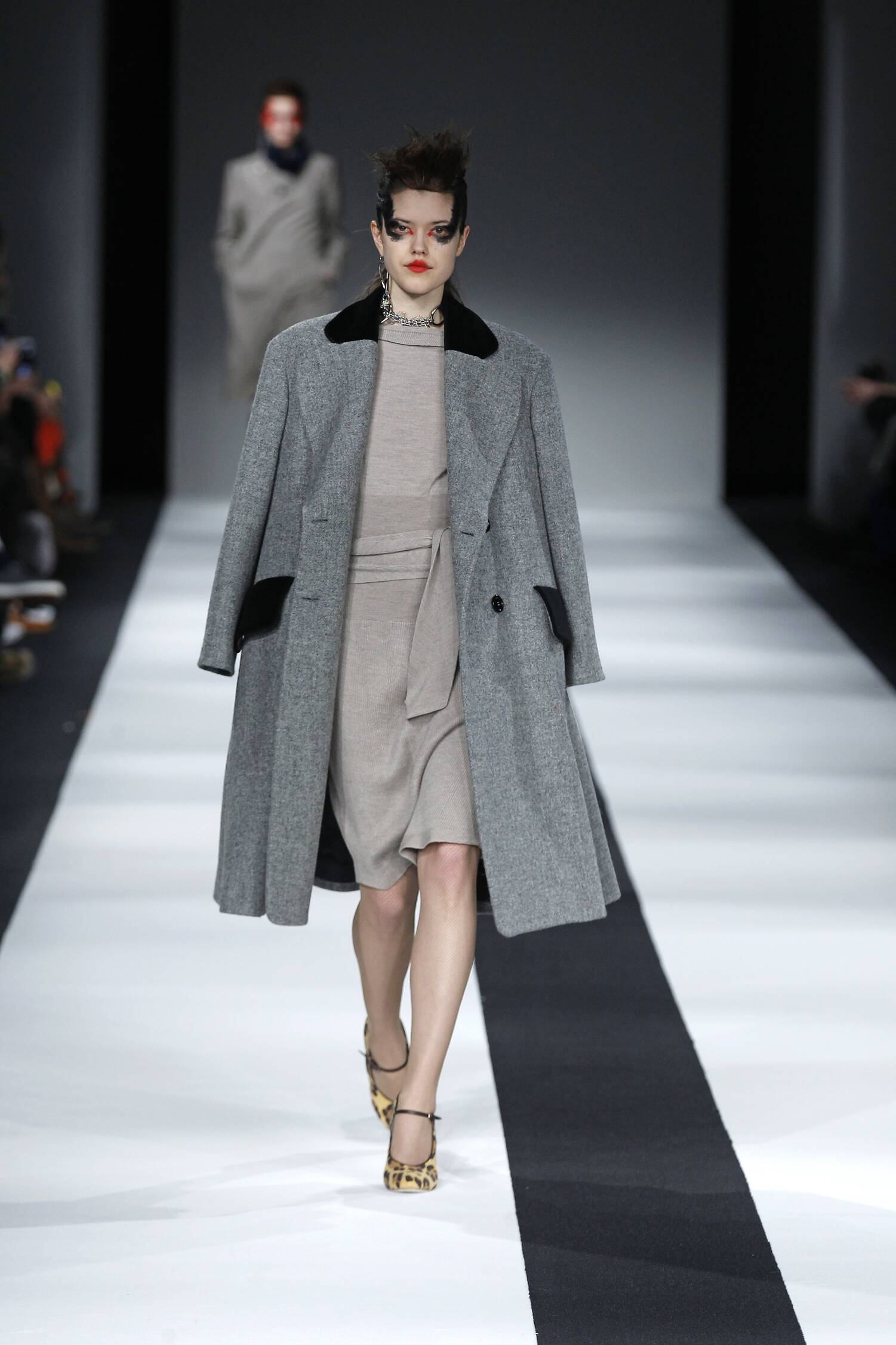Fall Fashion Woman Vivienne Westwood Red Label Collection