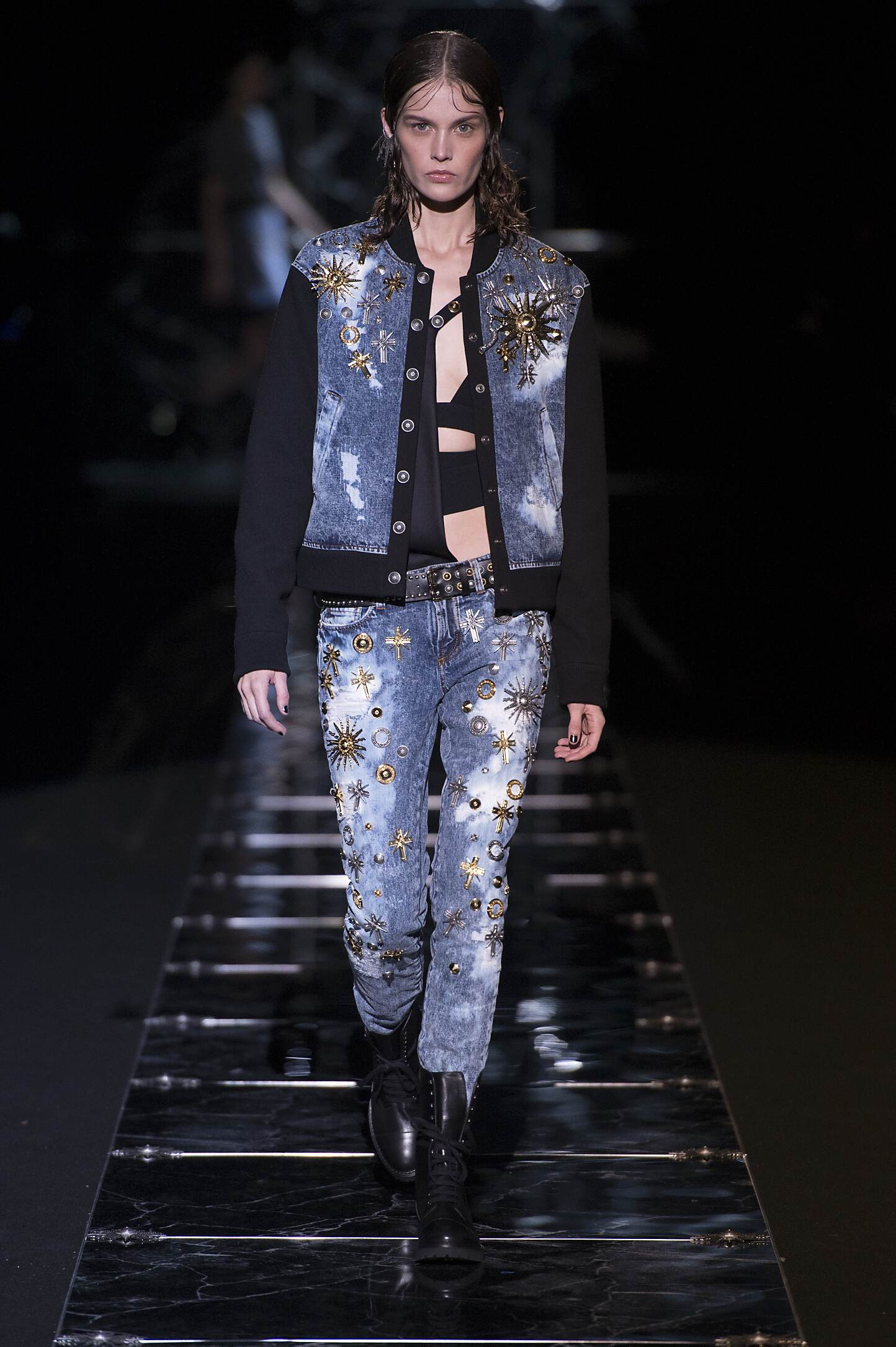 Fall Fausto Puglisi Collection Fashion Women Model