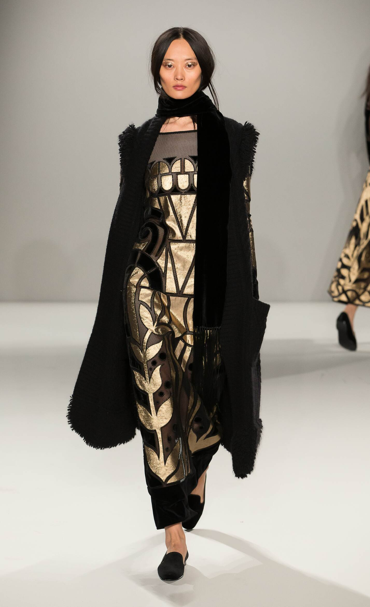 Fall Temperley London Collection Fashion Woman Model