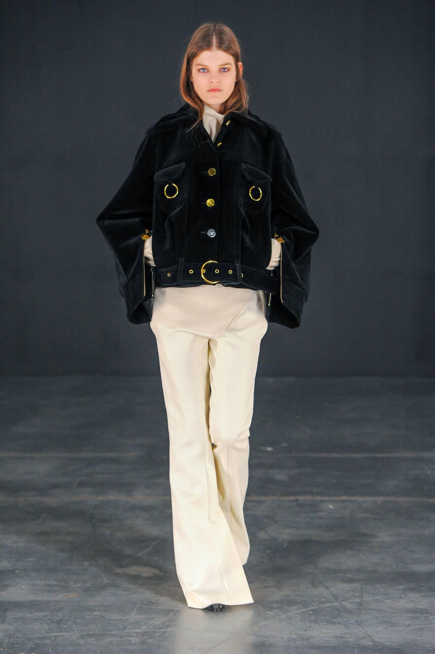 Fall Thomas Tait Collection Fashion Women Model