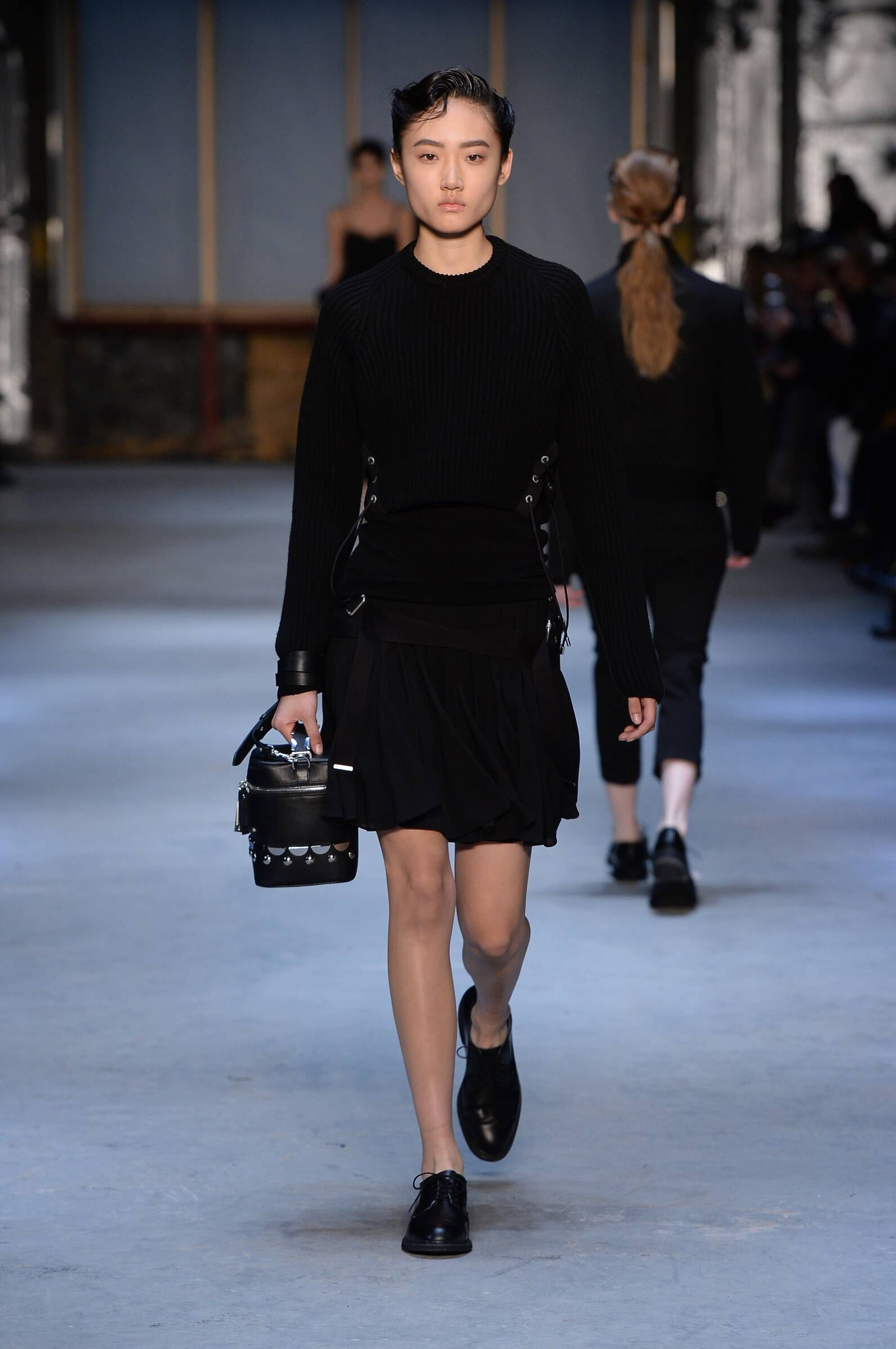 Fall Winter 2015 16 Fashion Collection Diesel Black Gold