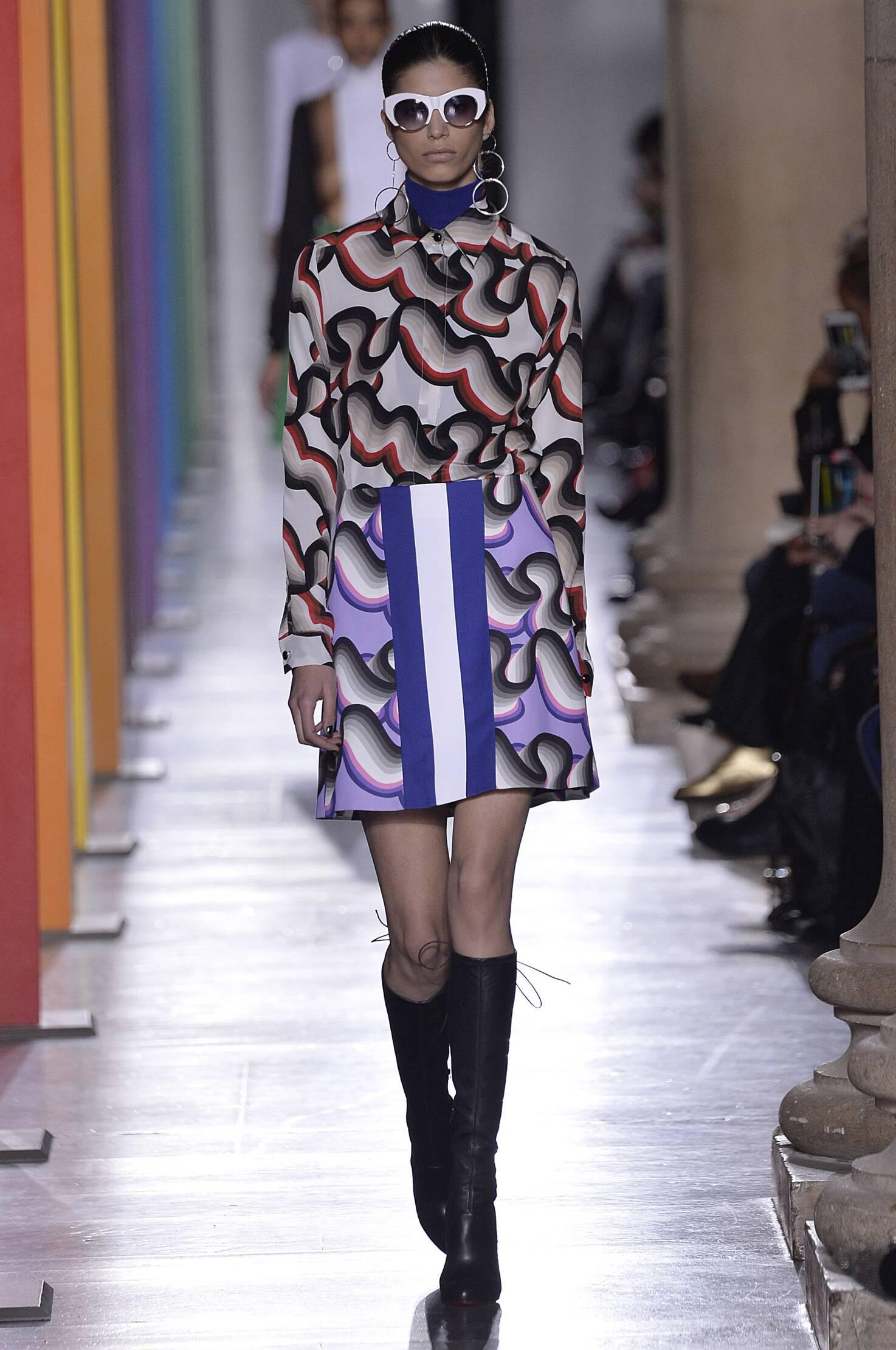 Fall Winter 2015 16 Fashion Collection Jonathan Saunders