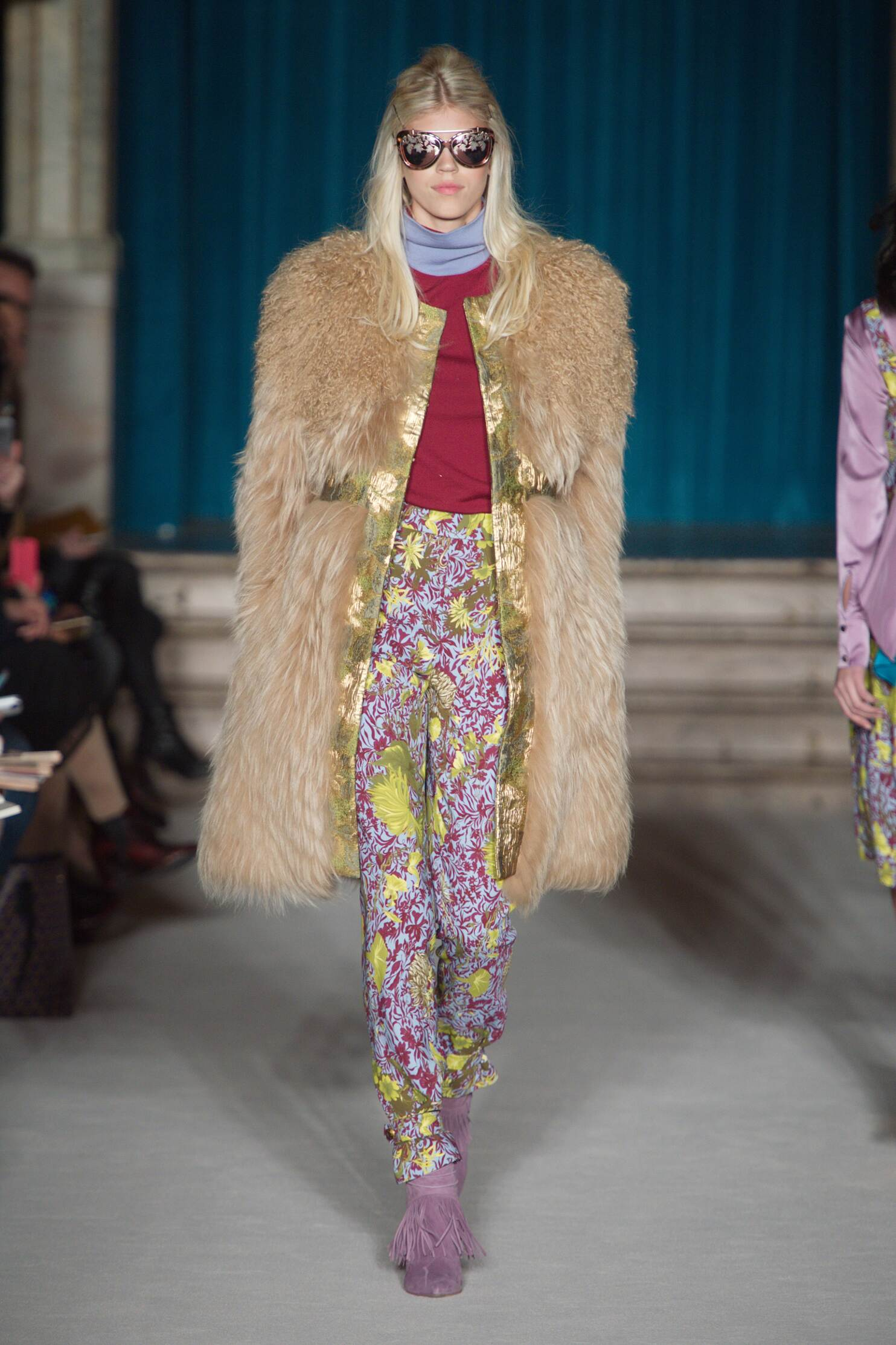 Fall Winter 2015 16 Fashion Collection Matthew Williamson