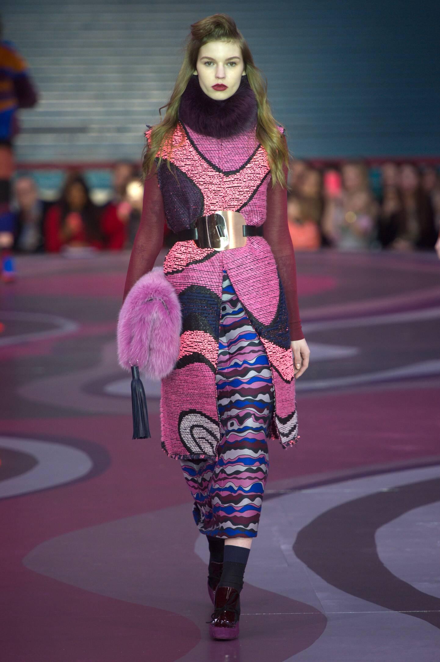 Fall Winter 2015 16 Fashion Collection Roksanda