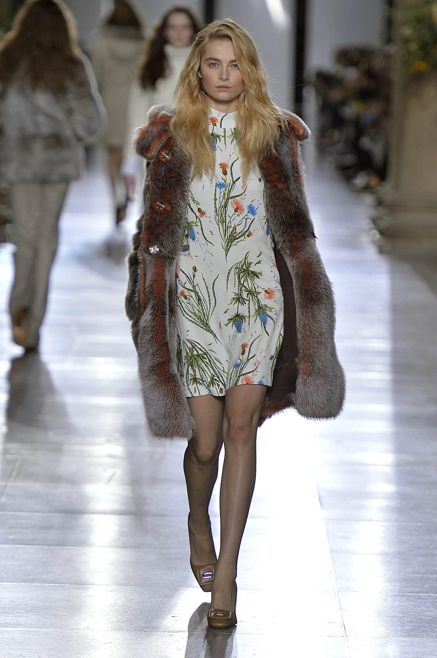 Fall Winter 2015 16 Fashion Collection Topshop Unique