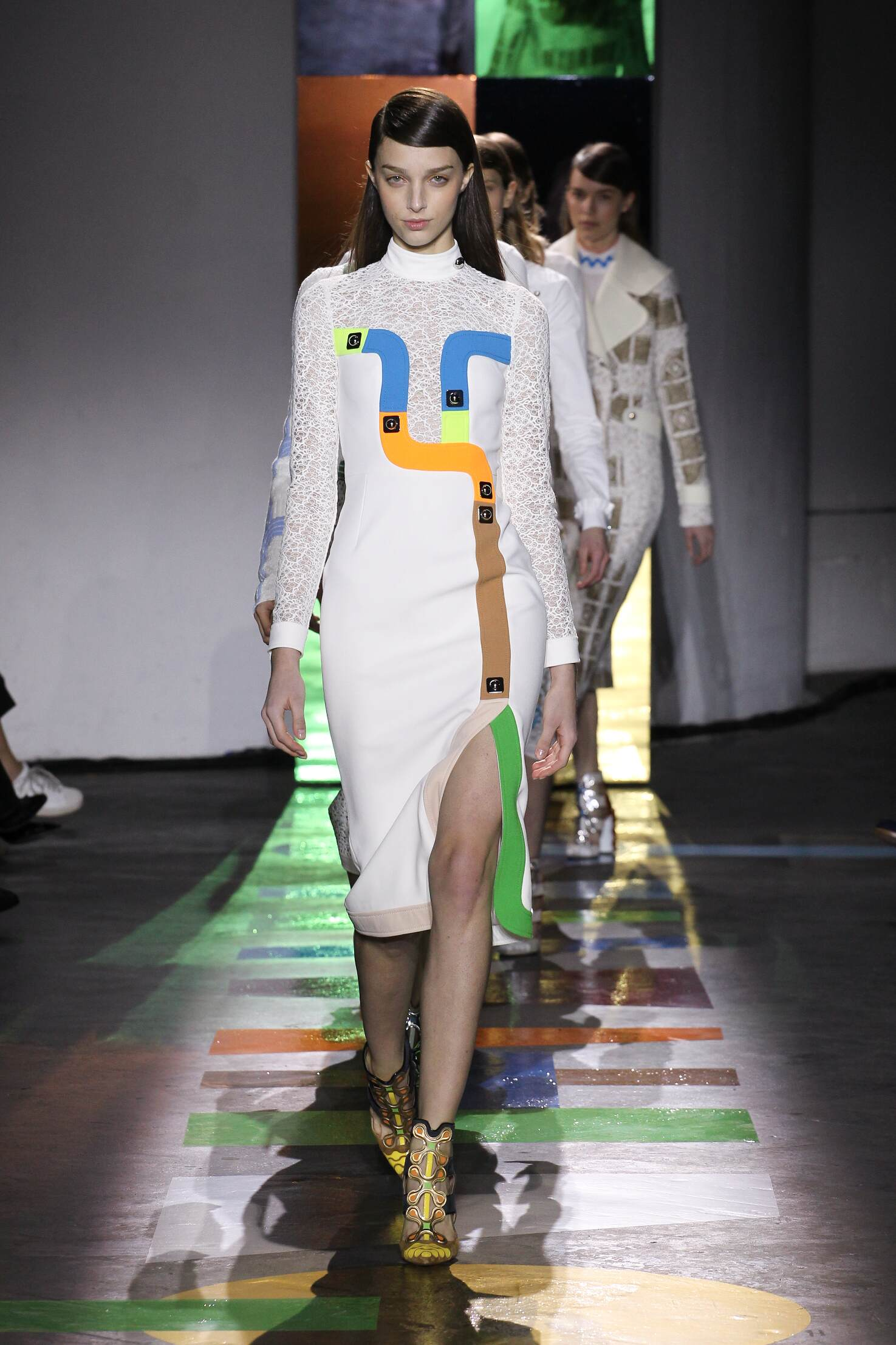 Peter Pilotto Fashion Show 2015 Finale