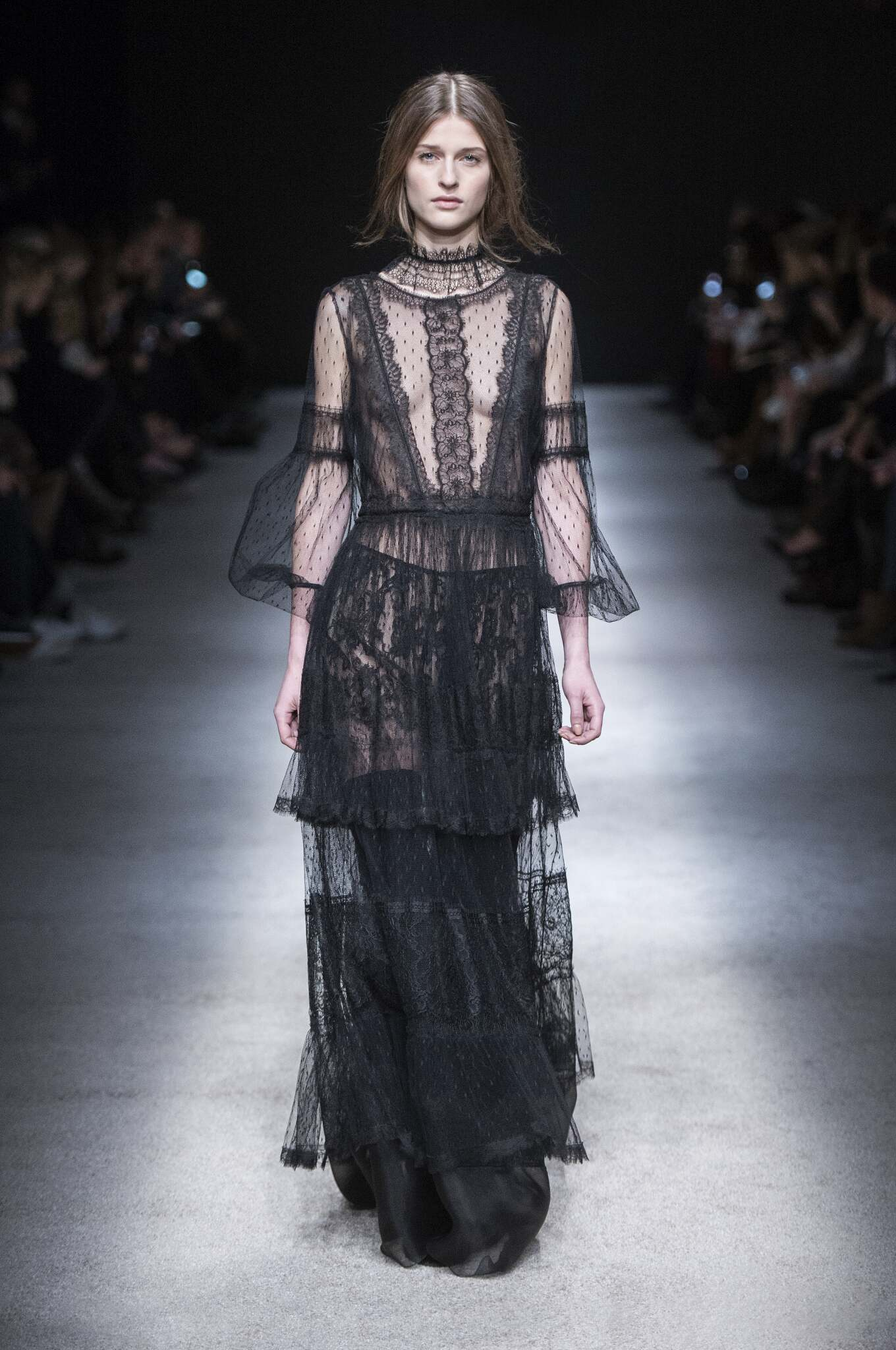 Fashion Winter Trends 2015 2016 Alberta Ferretti