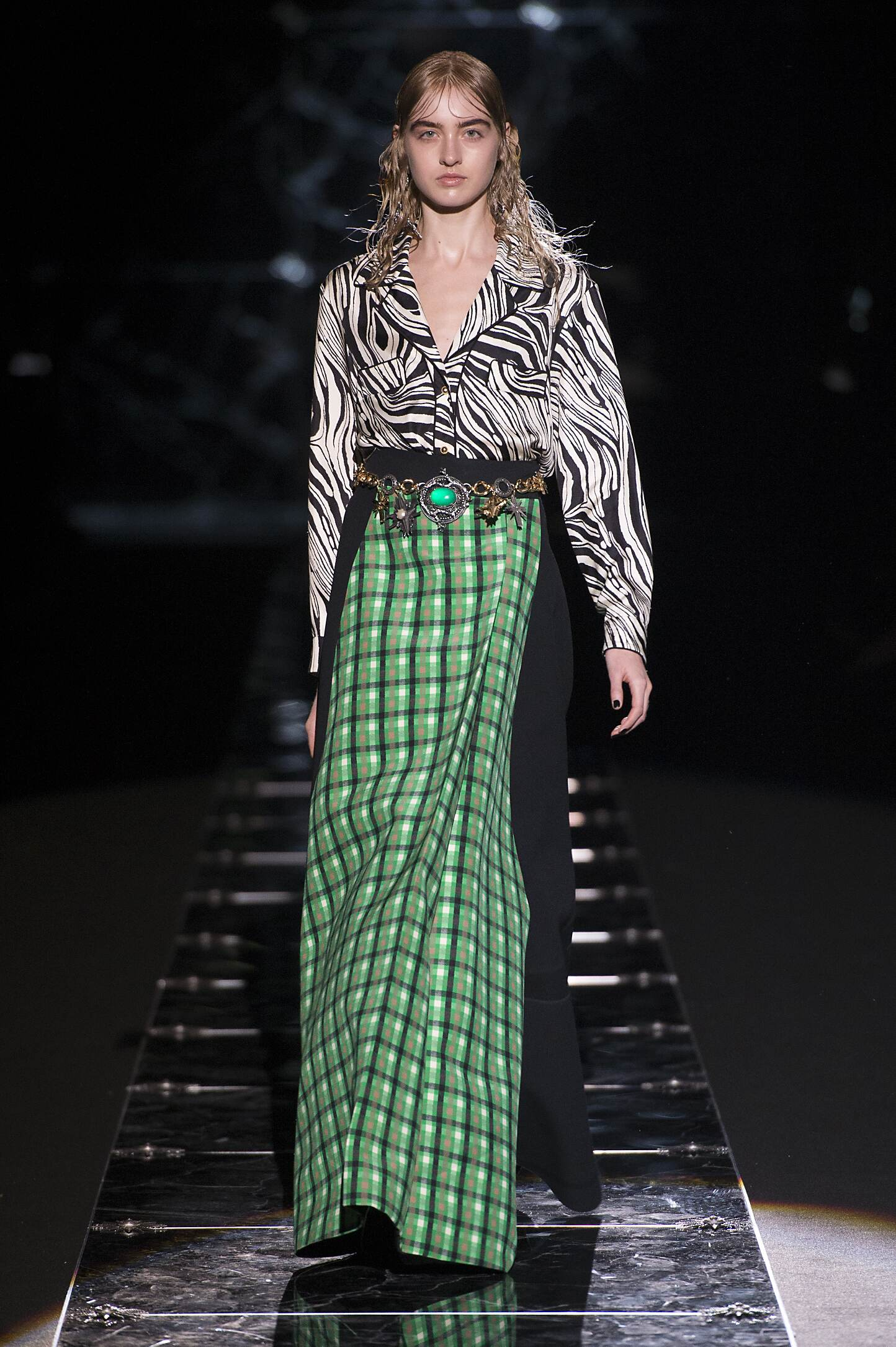 Fausto Puglisi Collection Catwalk