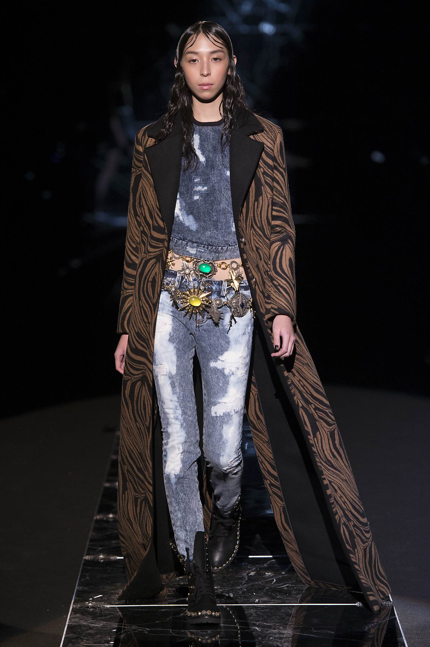 Fausto Puglisi Collection Fashion Show FW 2015 2016