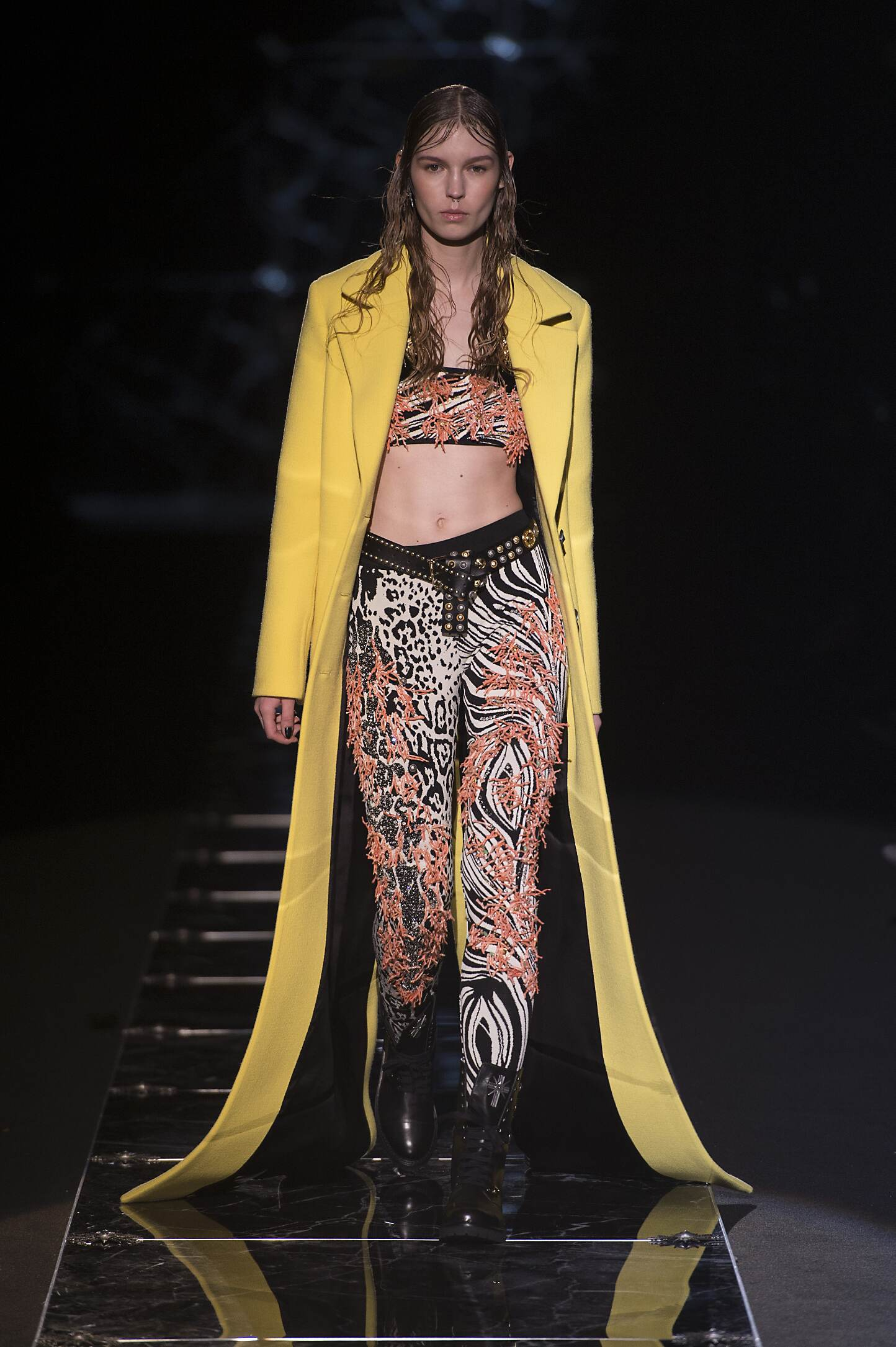 Fausto Puglisi Collection Milan Fashion Week Womenswear
