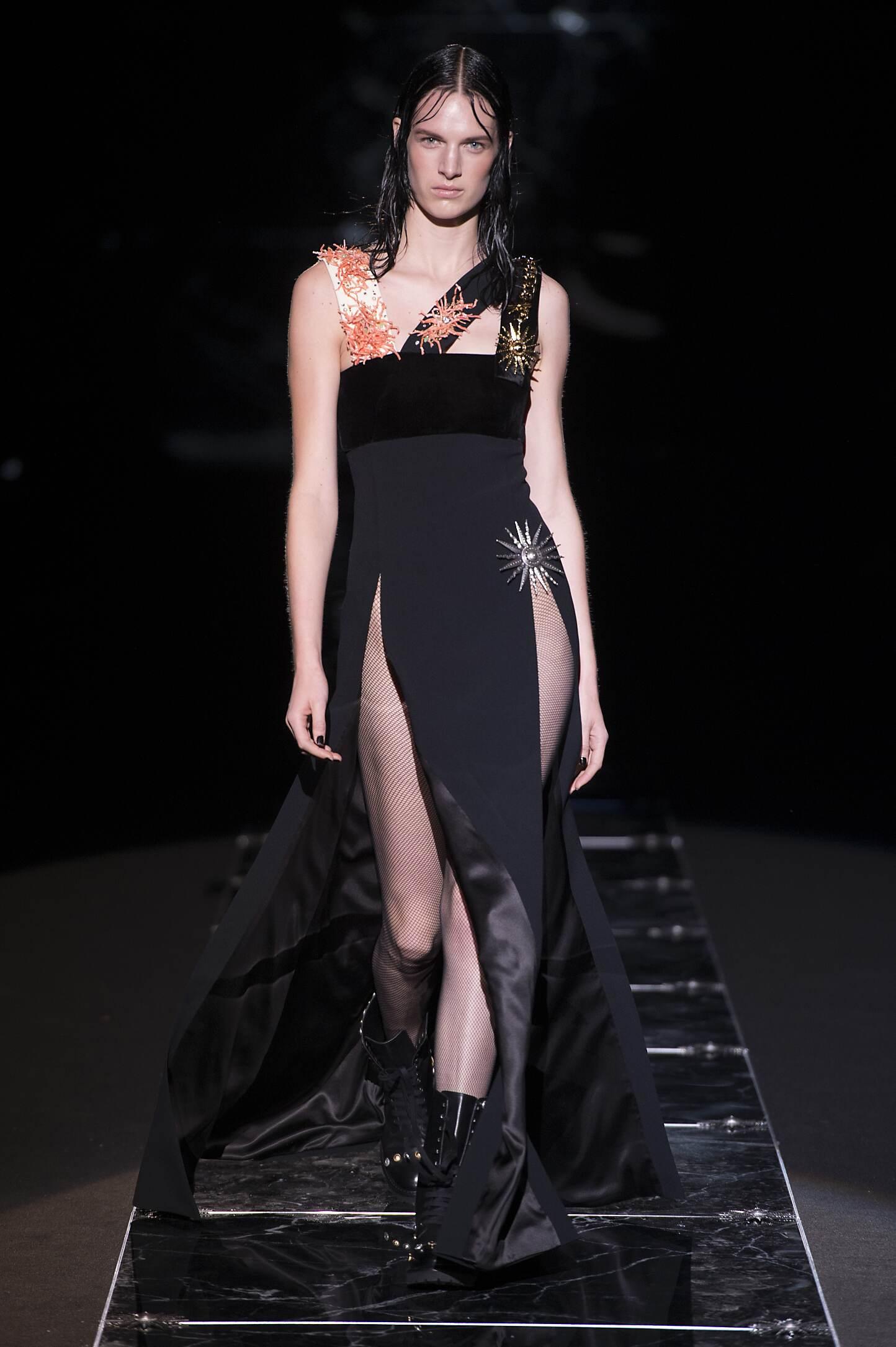 Fausto Puglisi Collection Milan Fashion Week