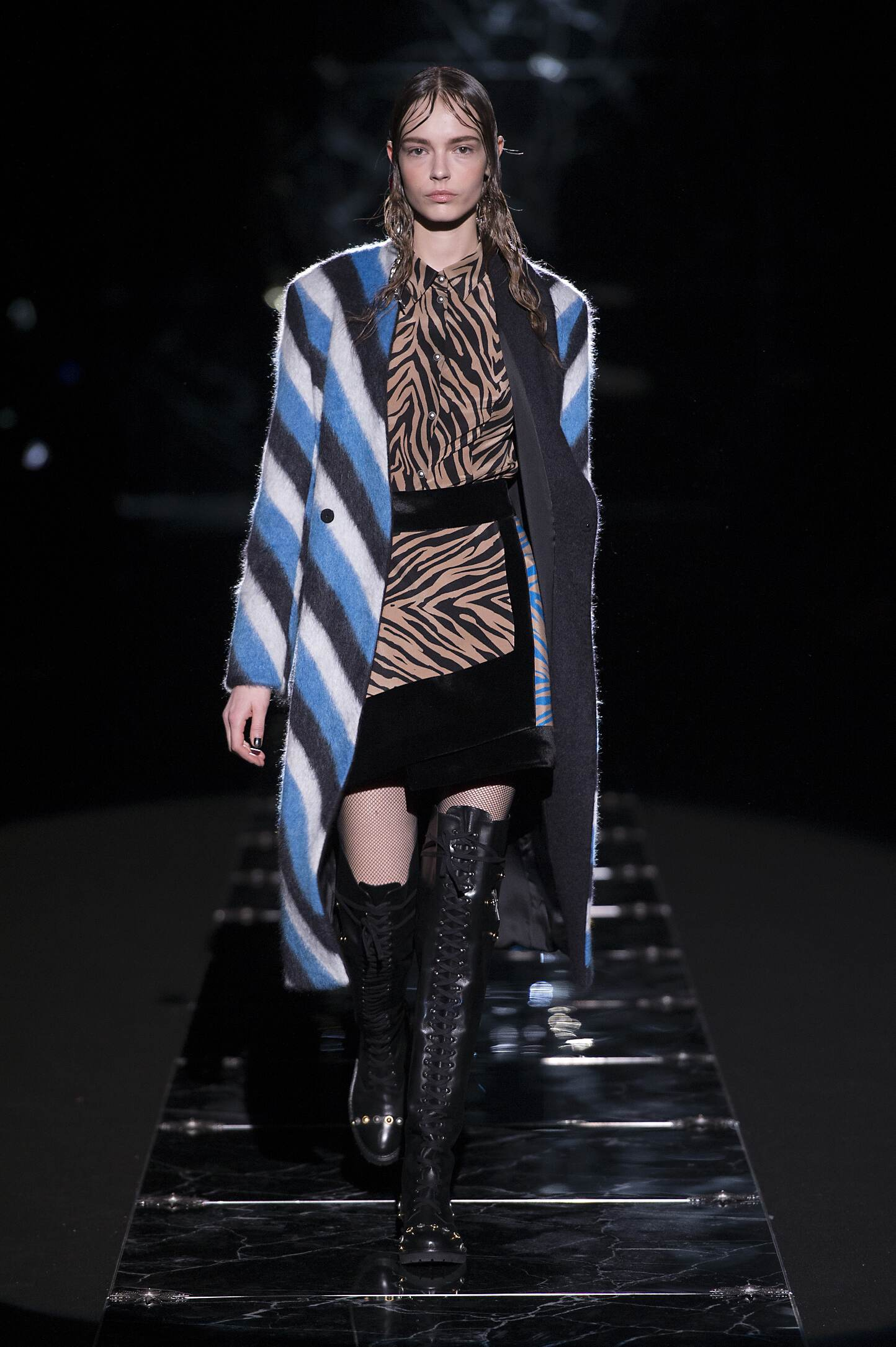 Fausto Puglisi Collection Winter 2015 Catwalk