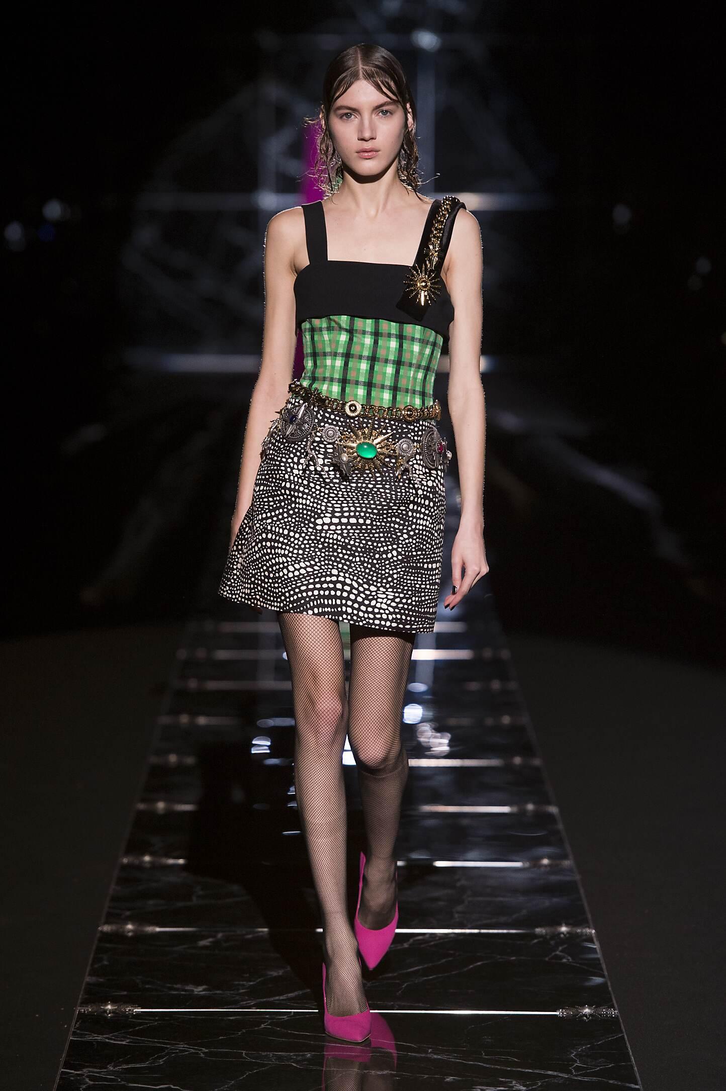 Fausto Puglisi Fall Winter 2015 16 Womenswear Collection Milan Fashion Week Fashion Show