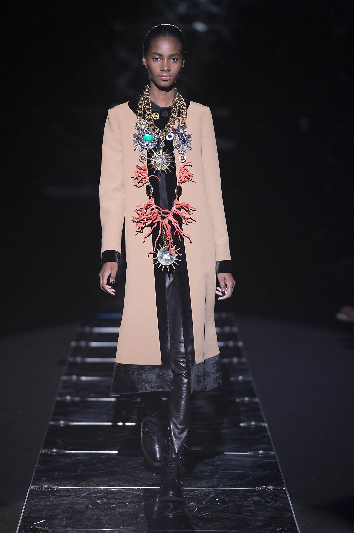 Fausto Puglisi Women's Collection 2015 2016