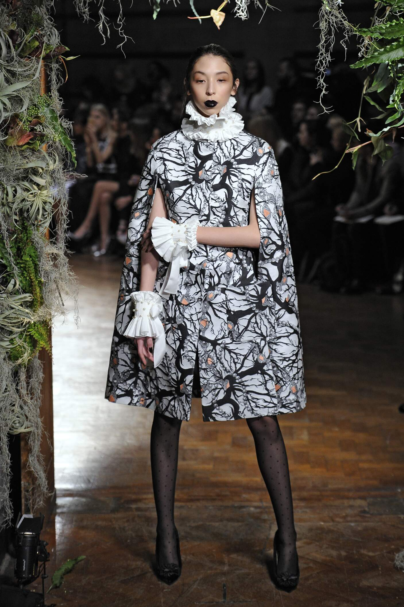 Giles Collection Catwalk