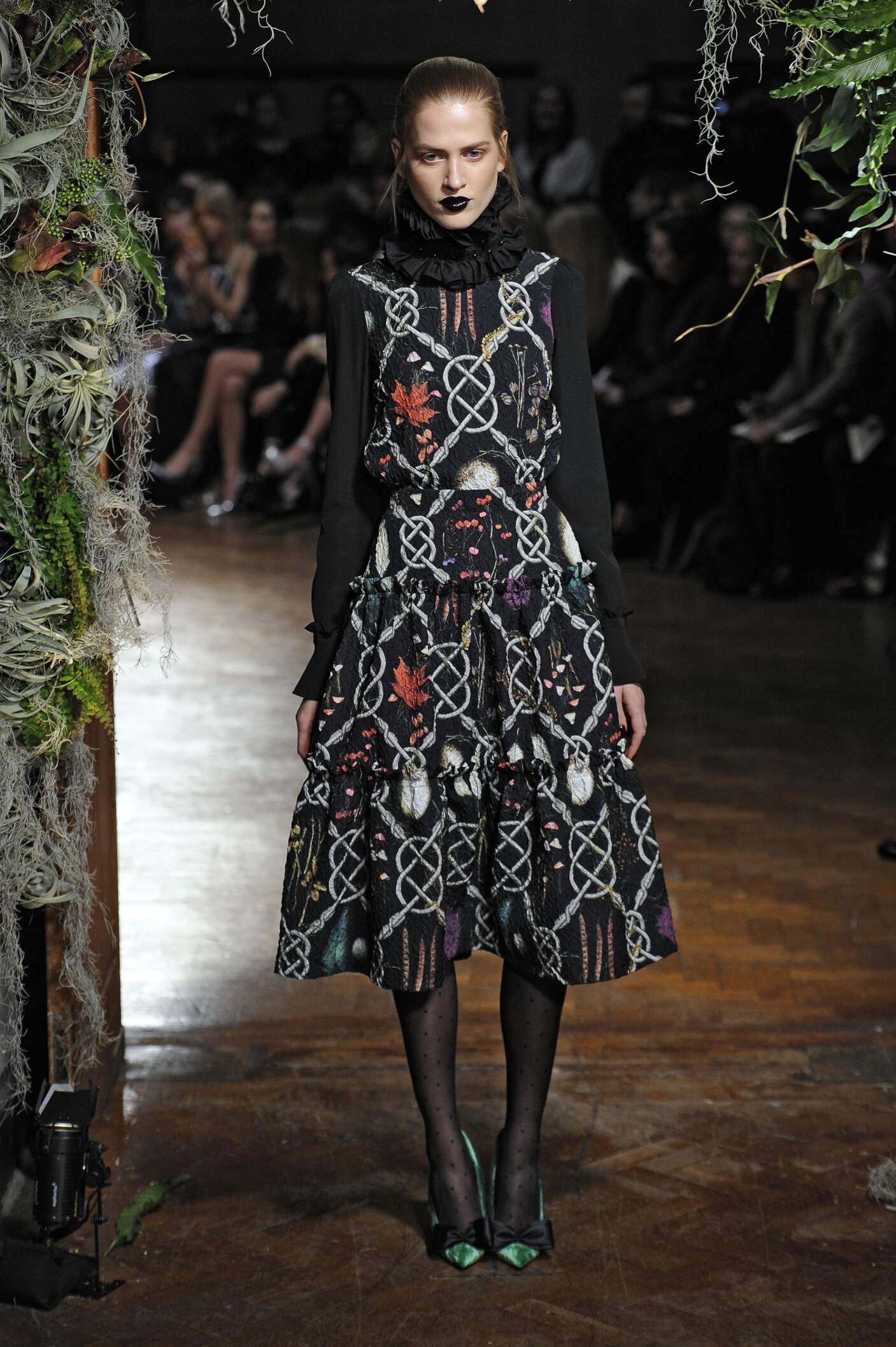 Giles Collection London Fashion Week