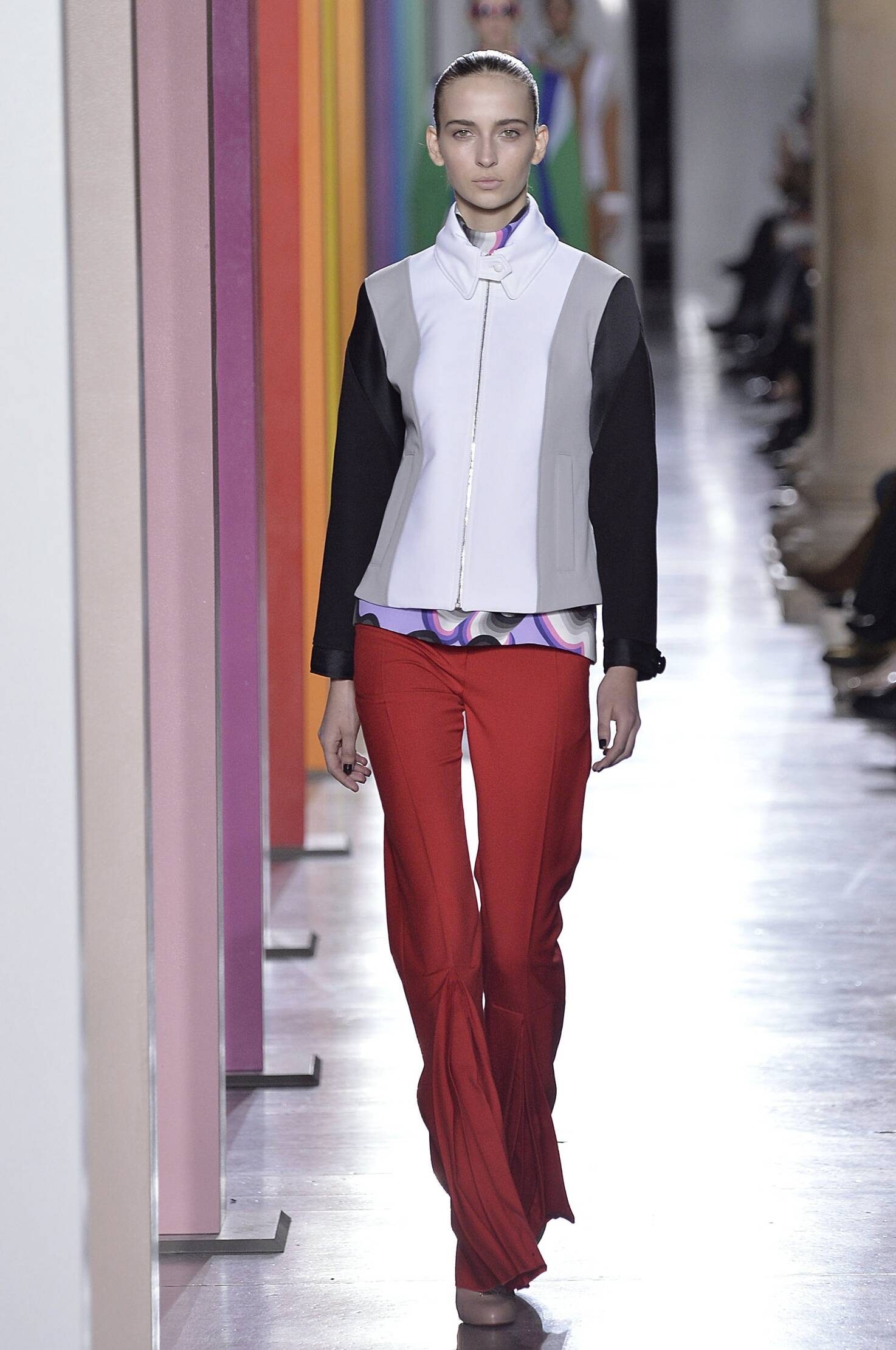 Jonathan Saunders Collection Fall 2015 Catwalk
