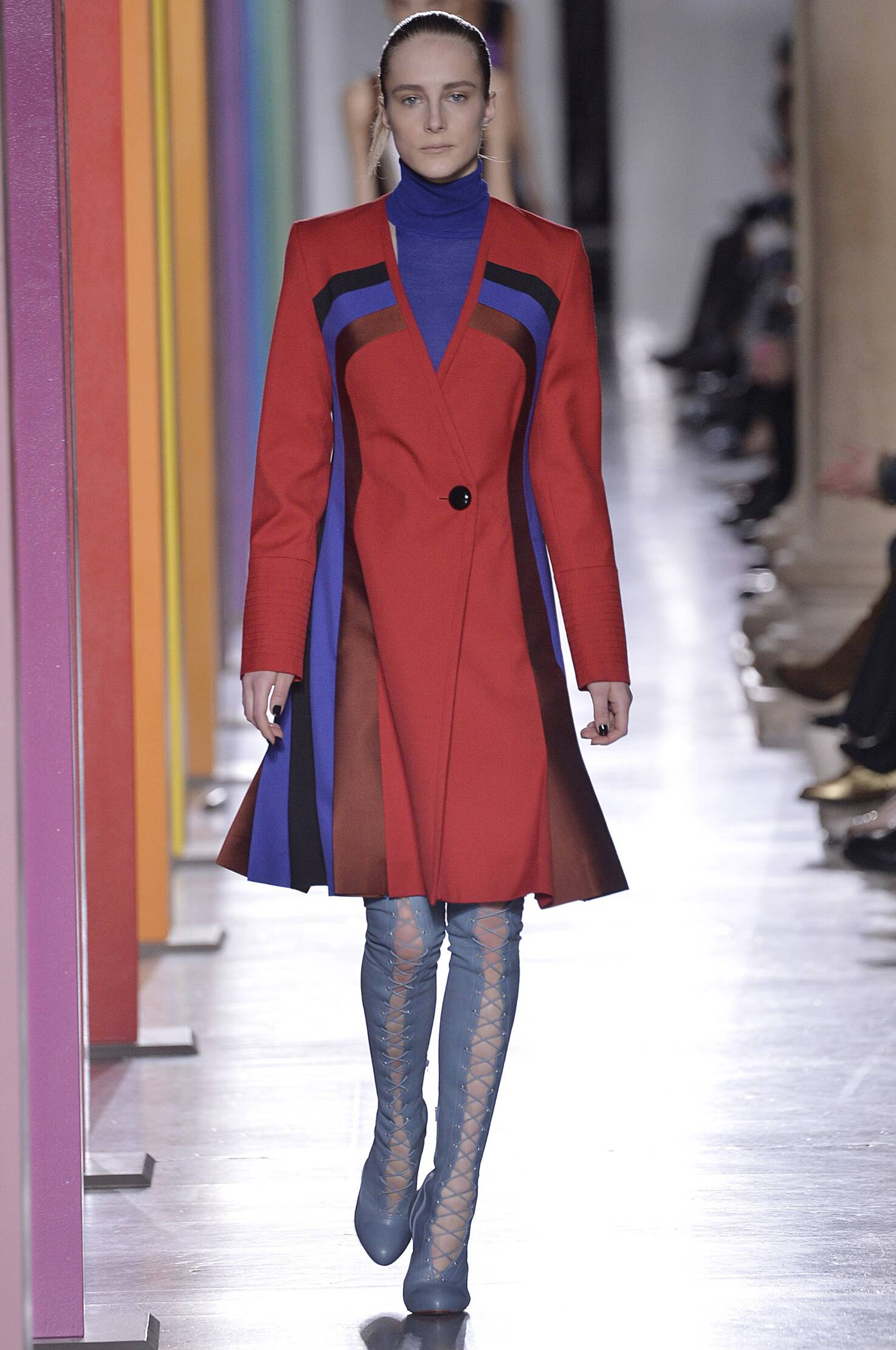 Jonathan Saunders Collection Fashion Show FW 2015 2016