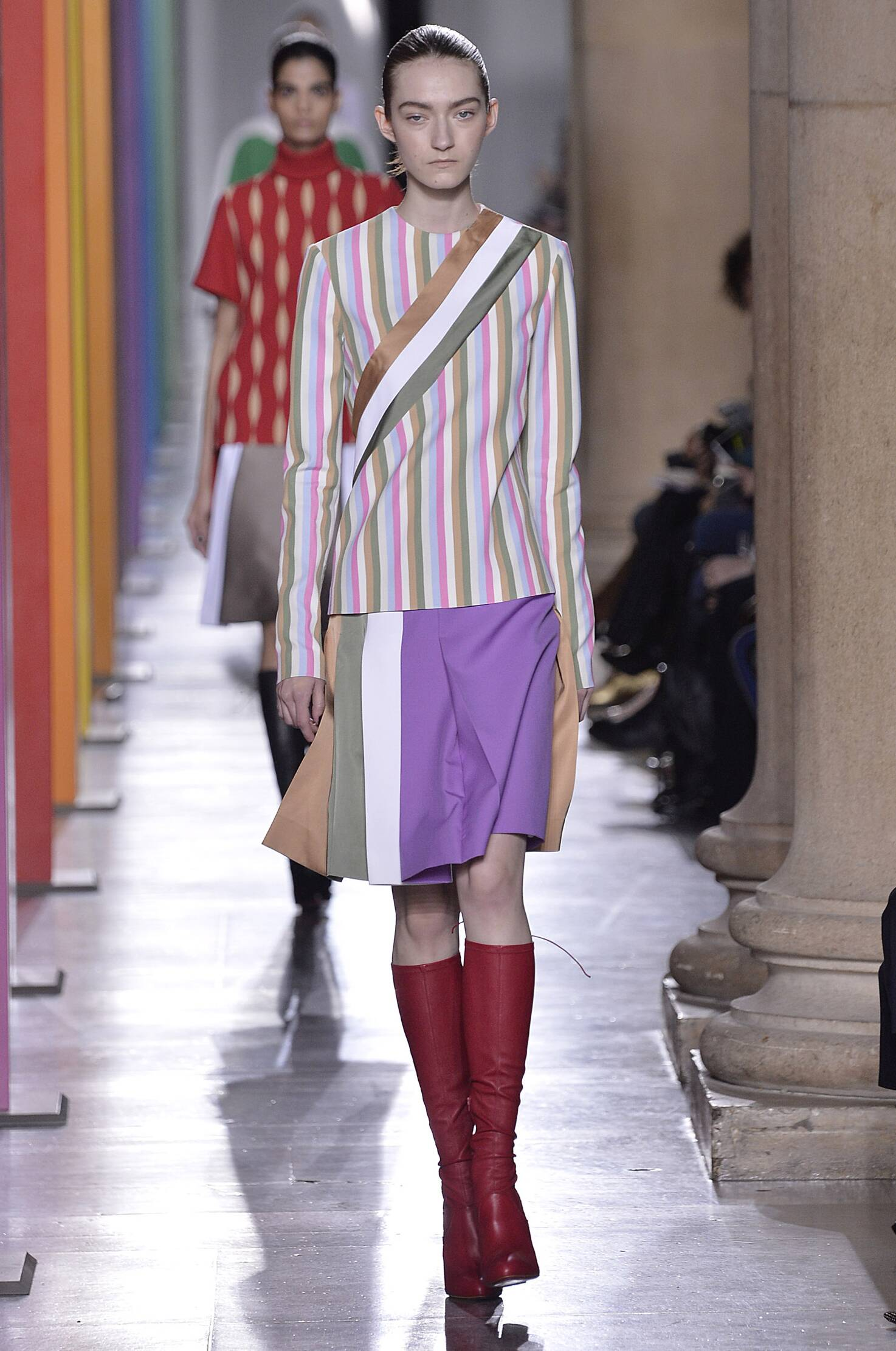 Jonathan Saunders Collection London Fashion Week Womenswear