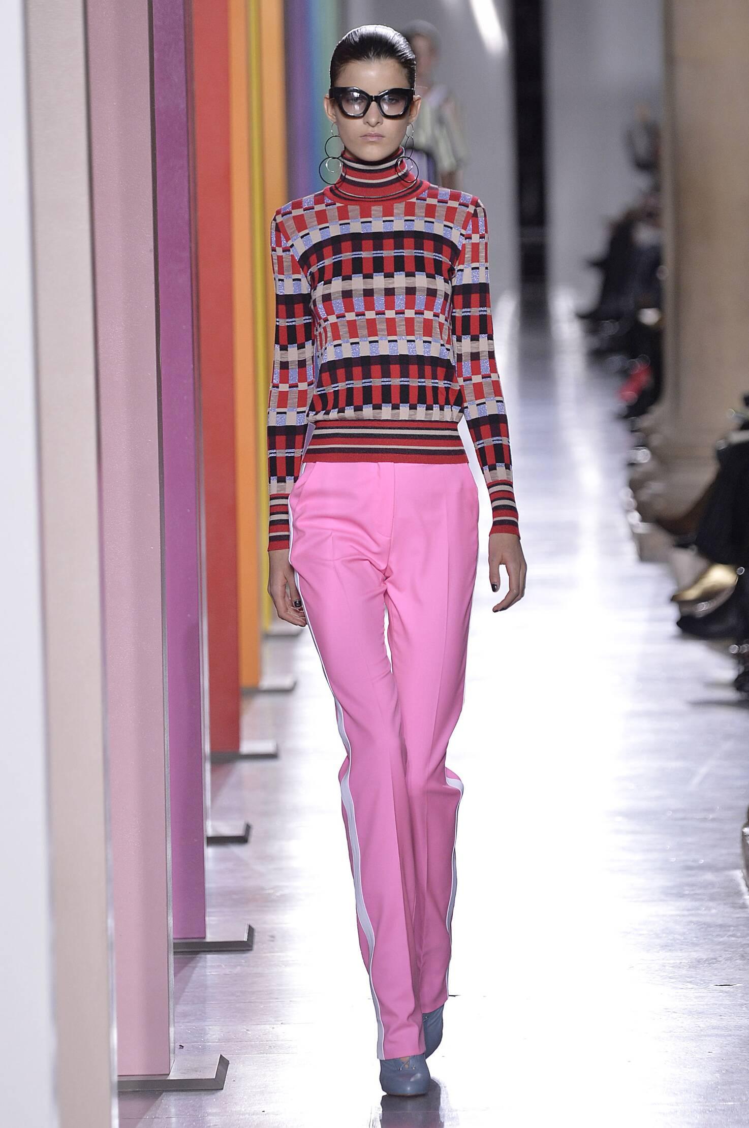 Jonathan Saunders Collection London Fashion Week