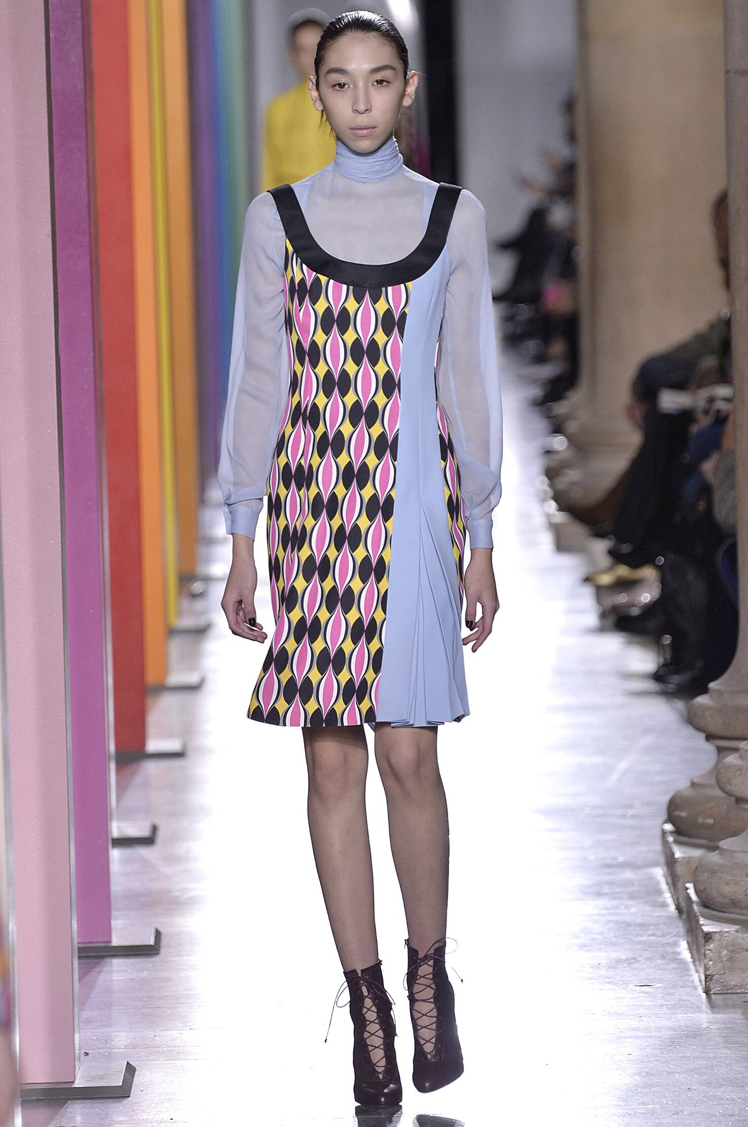 Jonathan Saunders Collection Winter 2015 Catwalk