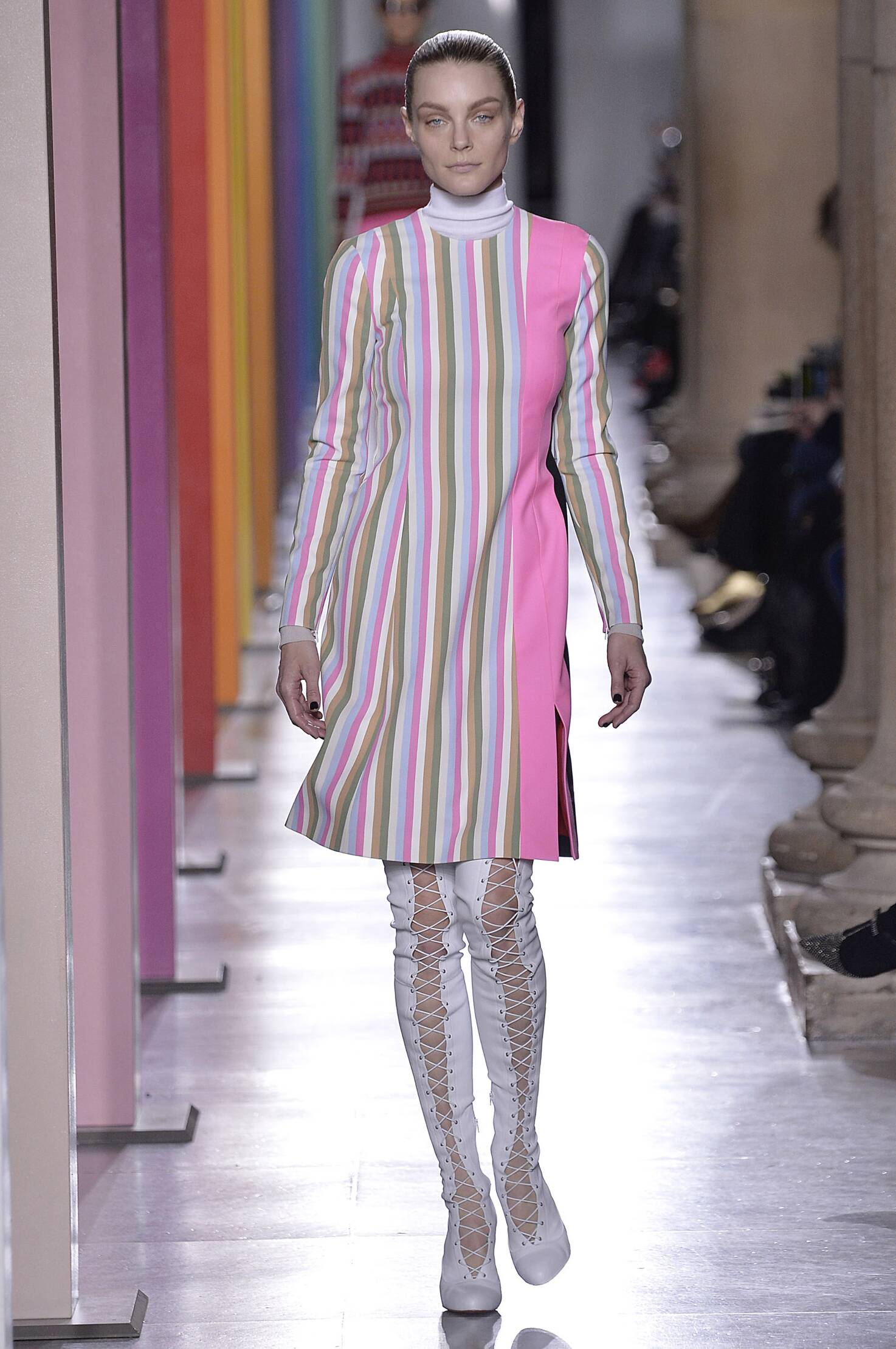 Jonathan Saunders Fall Winter 2015 16 Womens Collection London Fashion Week
