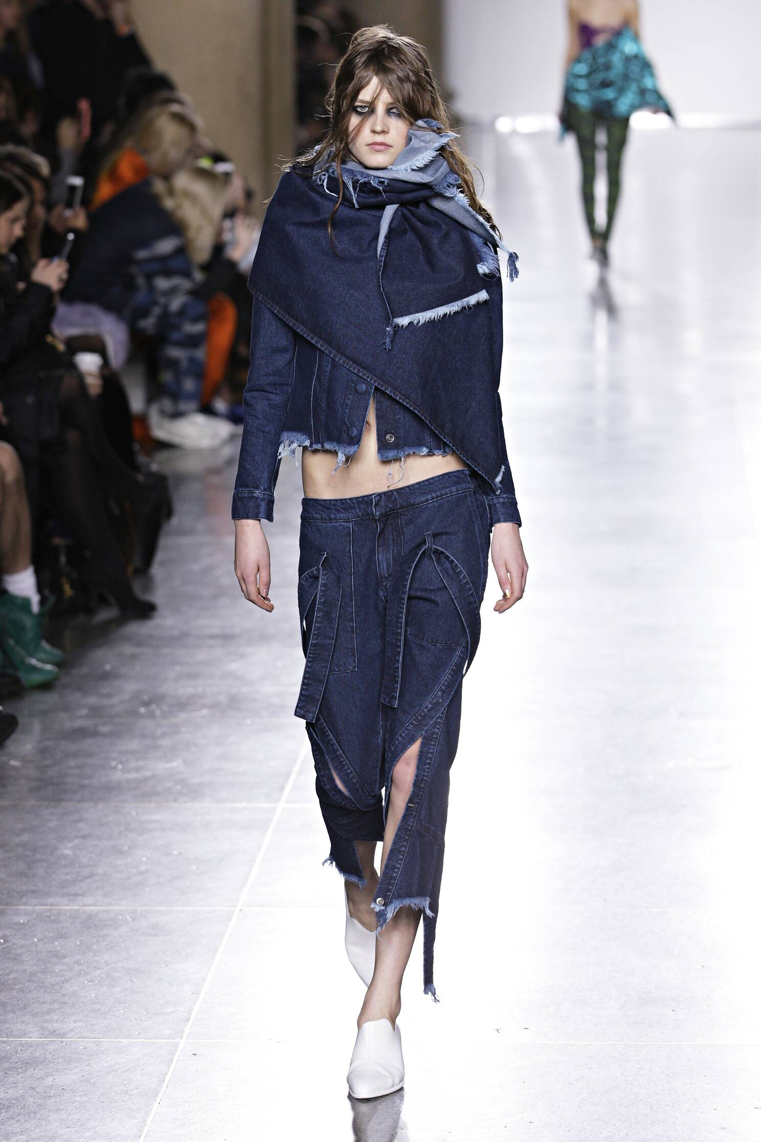 Marques Almeida Collection Fall 2015 Catwalk