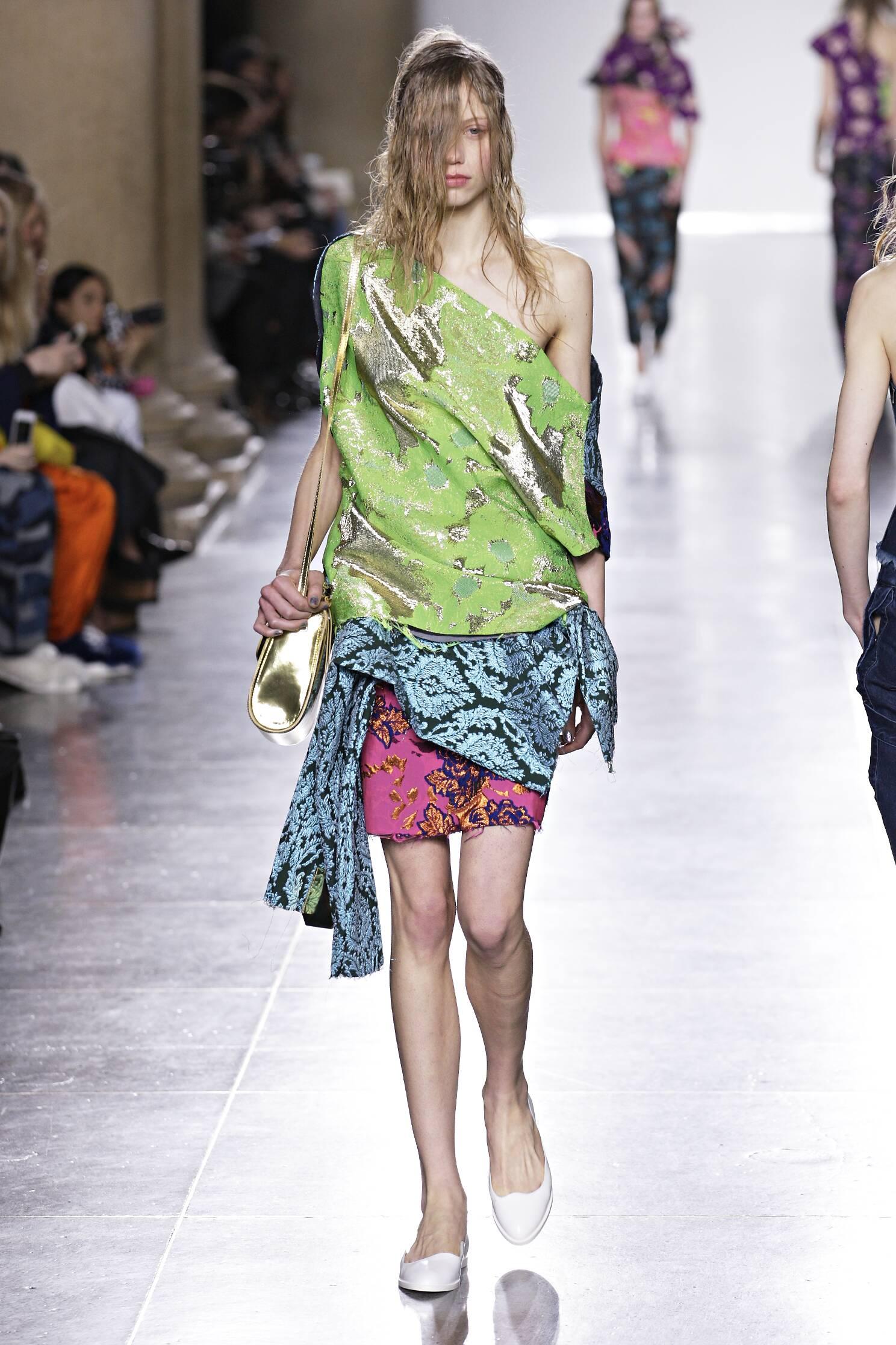 Marques Almeida Collection Fashion Show FW 2015 2016