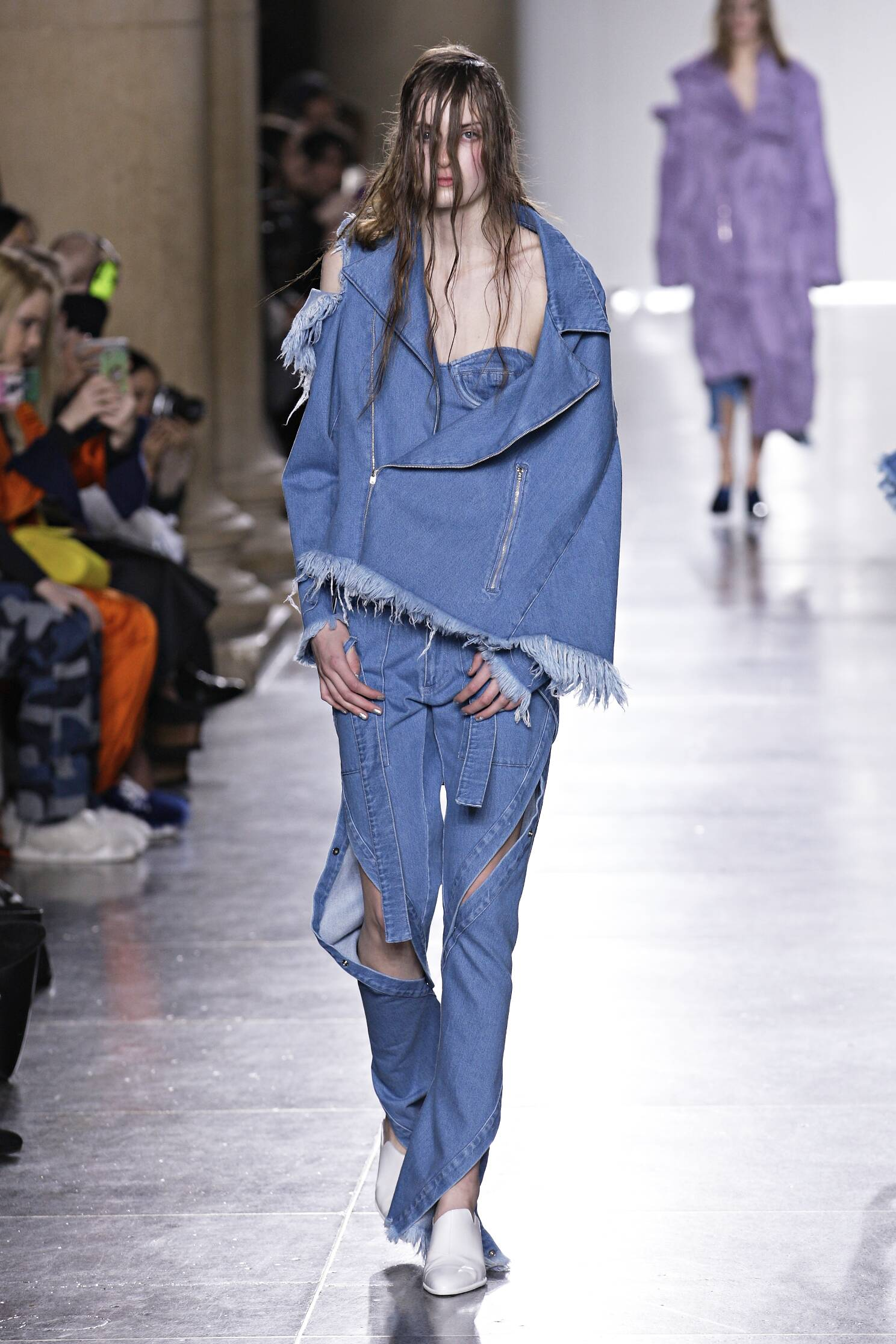 Marques Almeida Collection London Fashion Week Womenswear