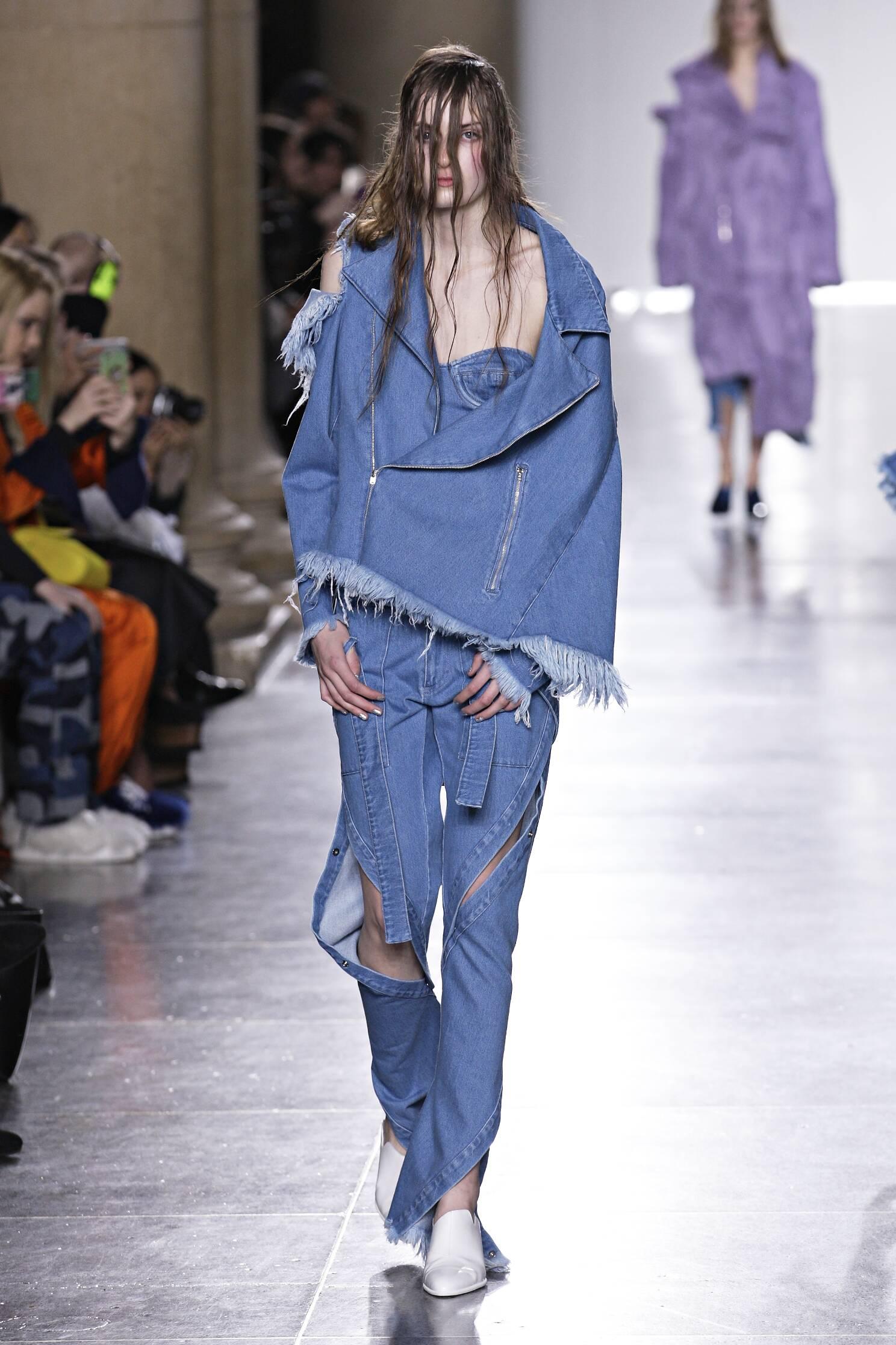 Marques Almeida Collection London Fashion Week Womenswear