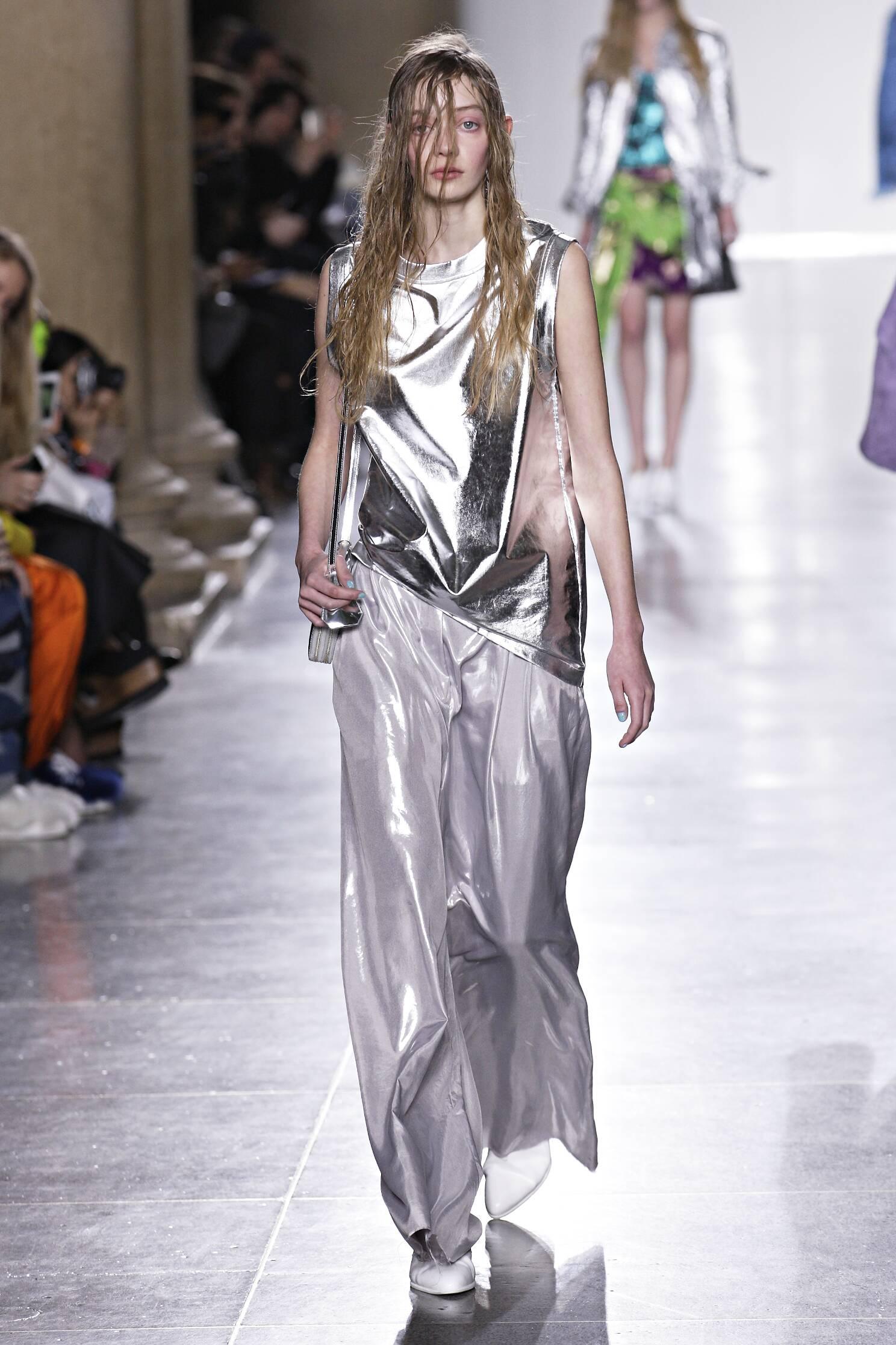 Marques Almeida Collection Woman London Fashion Week
