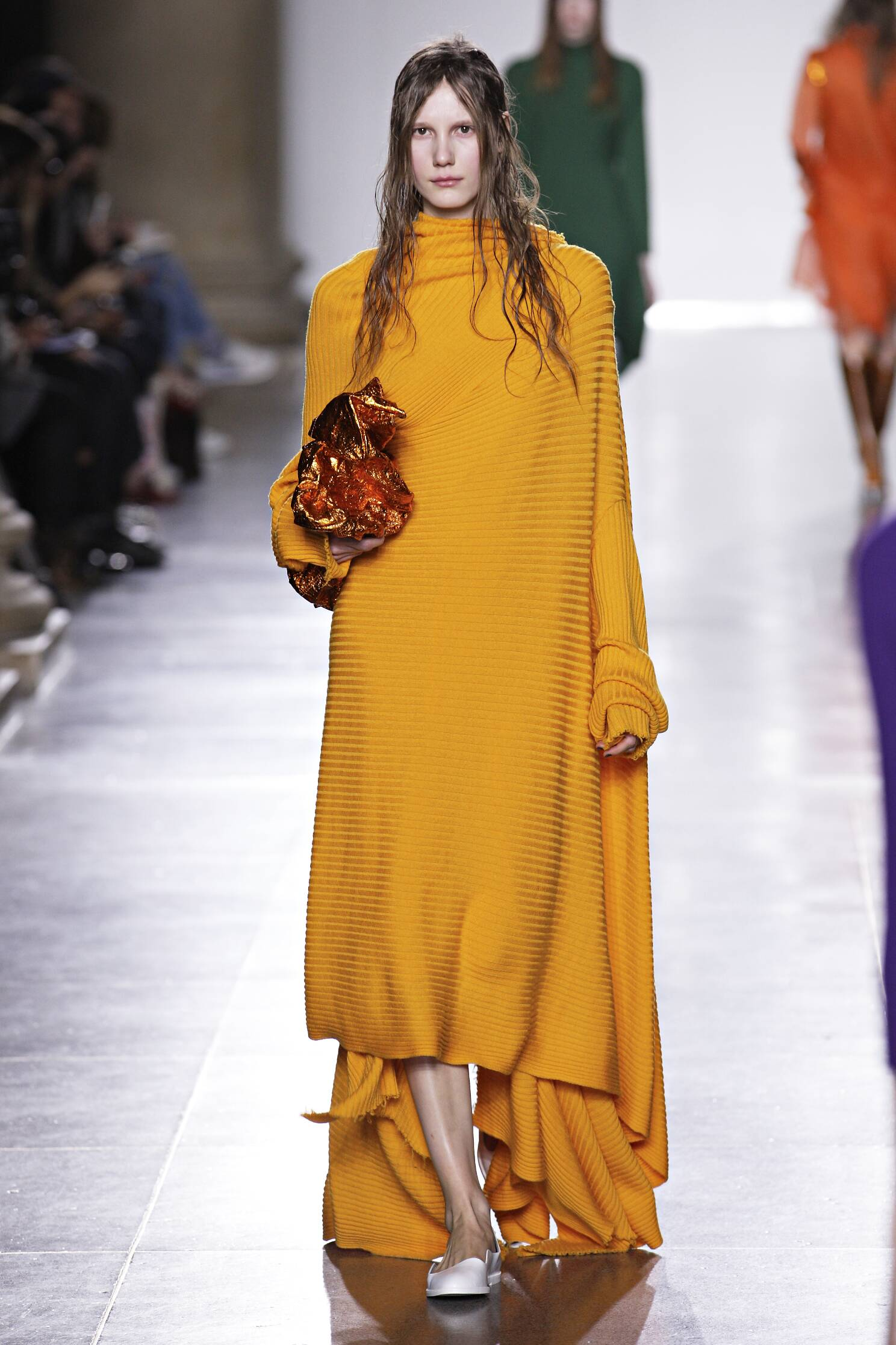 Marques Almeida Fall Winter 2015 16 Womens Collection London Fashion Week