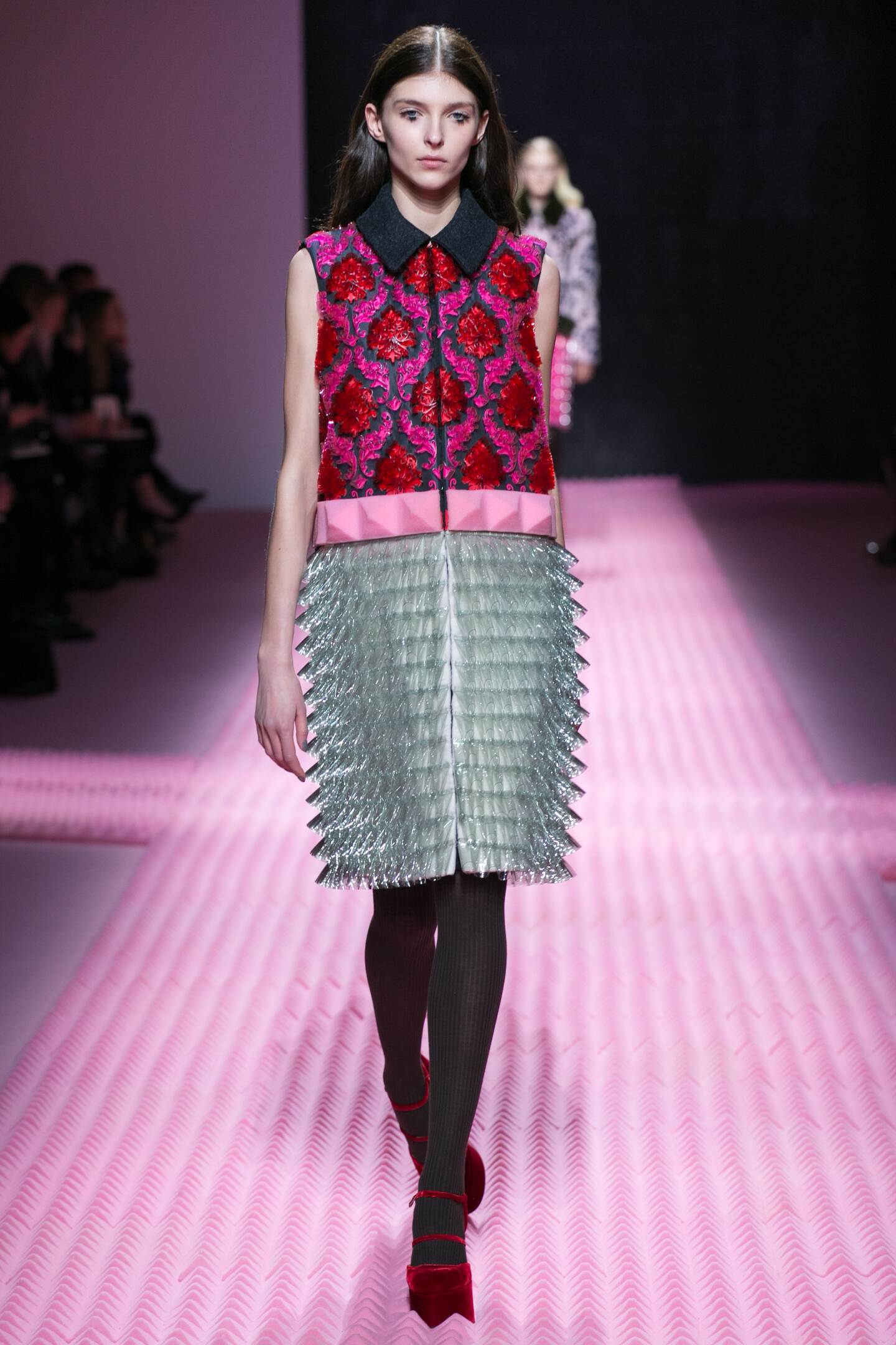 Mary Katrantzou Collection Catwalk